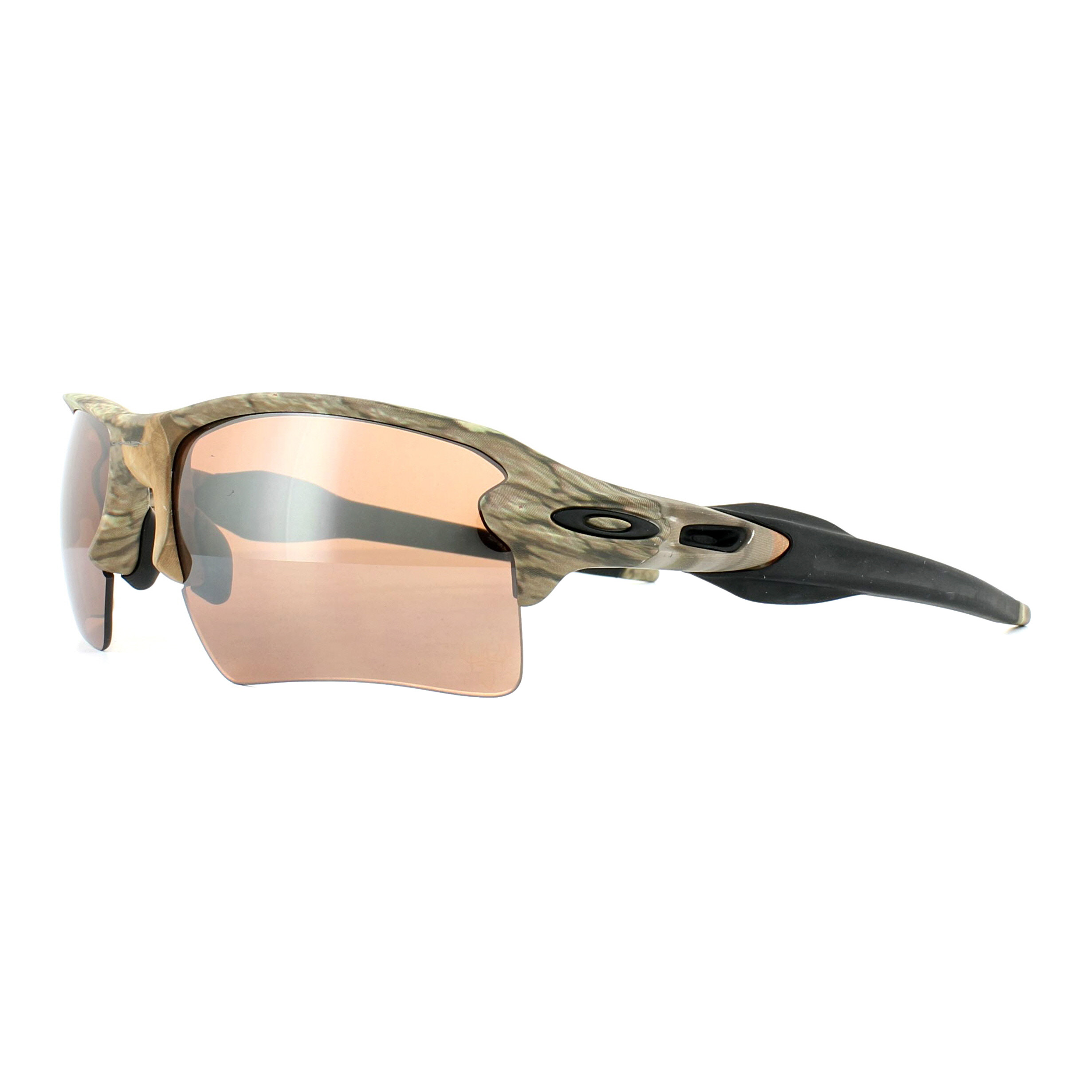 de275d6890c Sentinel Oakley Sunglasses Flak 2.0 XL OO9188-55 Kings Woodland Camo VR28 Black  Iridium