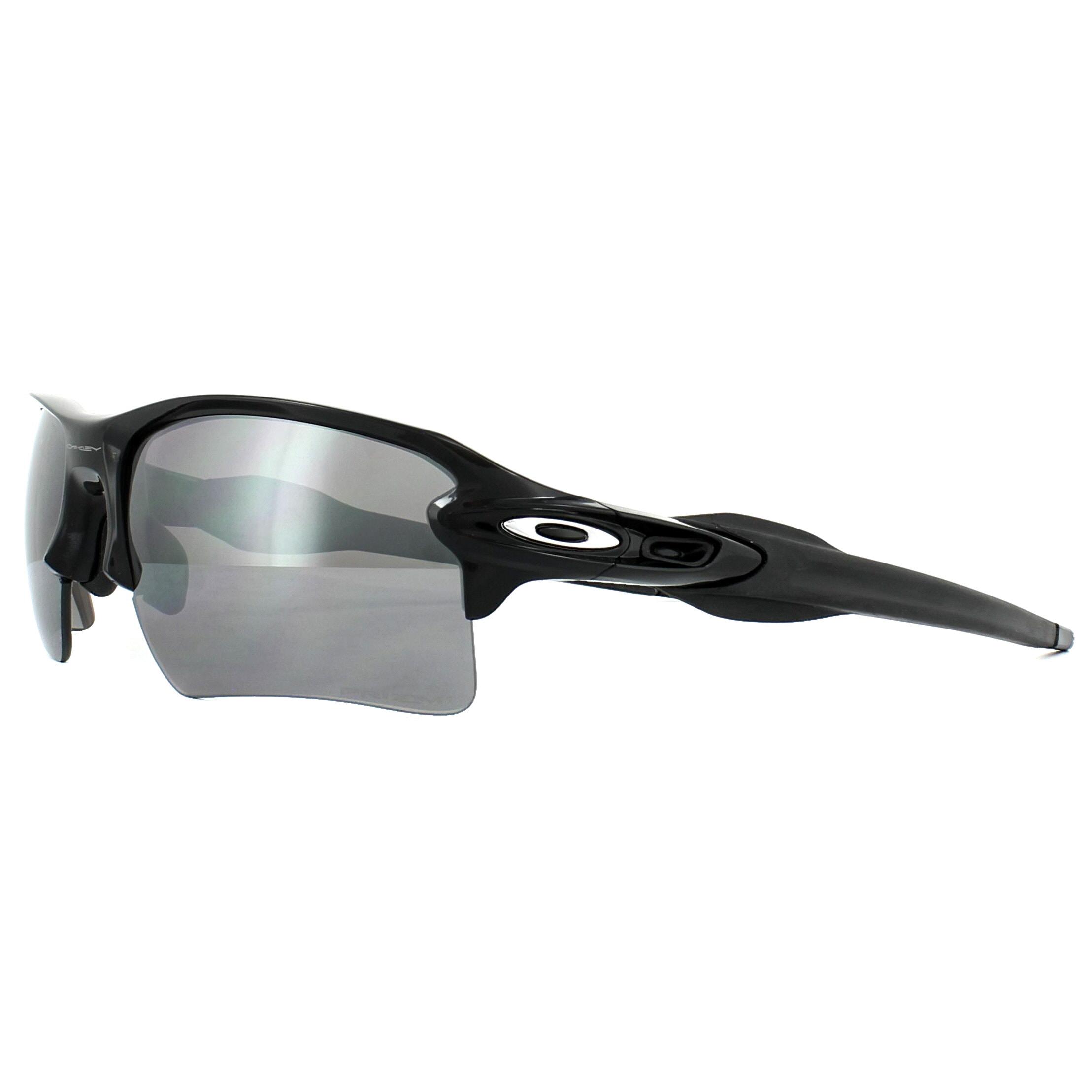 b8eab0ca15 Sentinel Oakley Sunglasses Flak 2.0 XL OO9188-72 Polished Black Prizm Black  Polarized