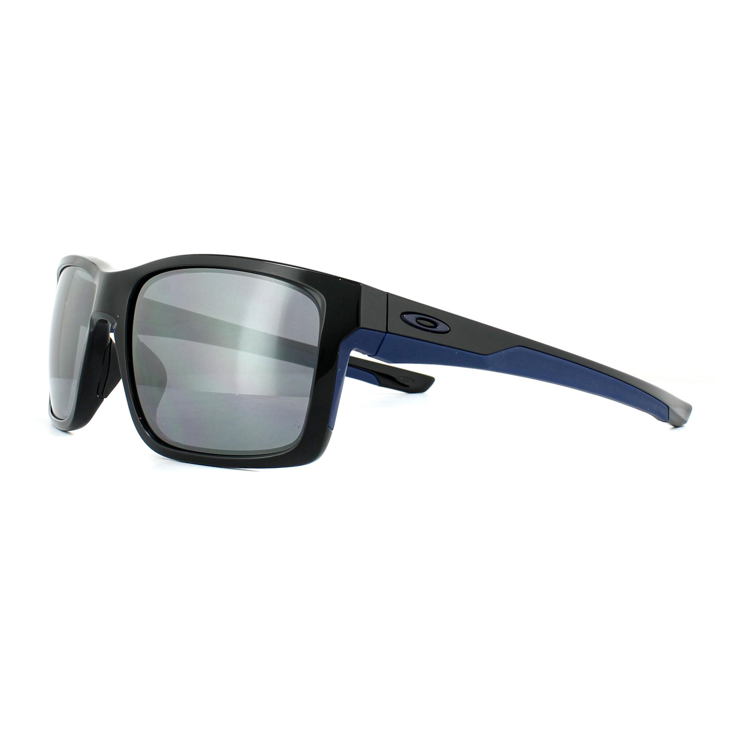 30d153f04c1c0 Sentinel Oakley Sunglasses Mainlink OO9264-18 Polished Black Black Iridium