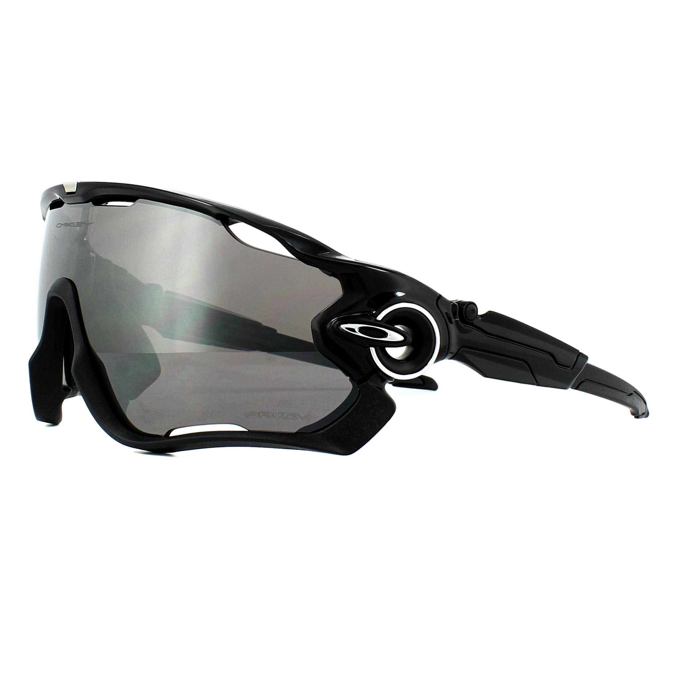 ddcf3d8af70 Sentinel Oakley Sunglasses Jawbreaker OO9290-28 Polished Black Prizm Black  Polarized