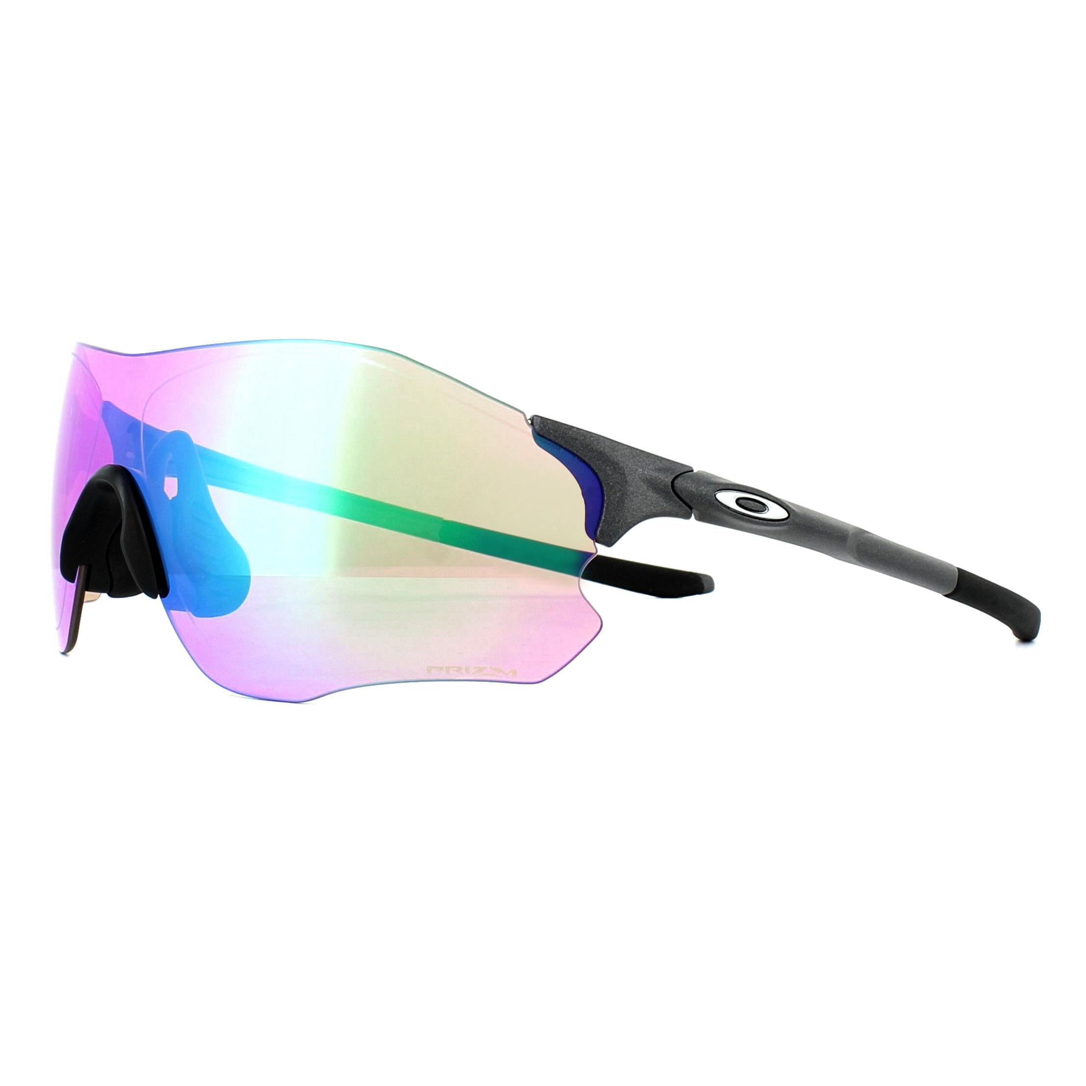 e6c29e4195 Sentinel Oakley Sunglasses EVZero Path OO9308-05 Matt Steel Prizm Golf