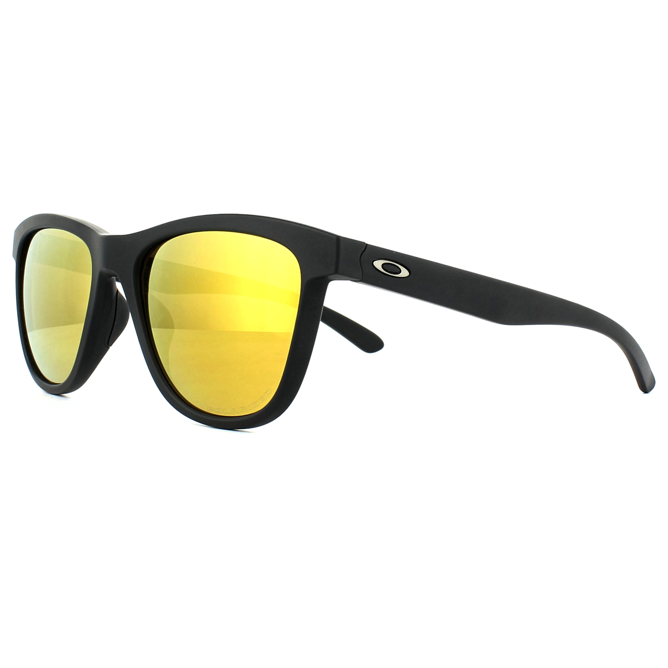 2a1c9e66ee Sentinel Oakley Sunglasses Moonlighter OO9320-10 Matt Black 24k Iridium  Polarized