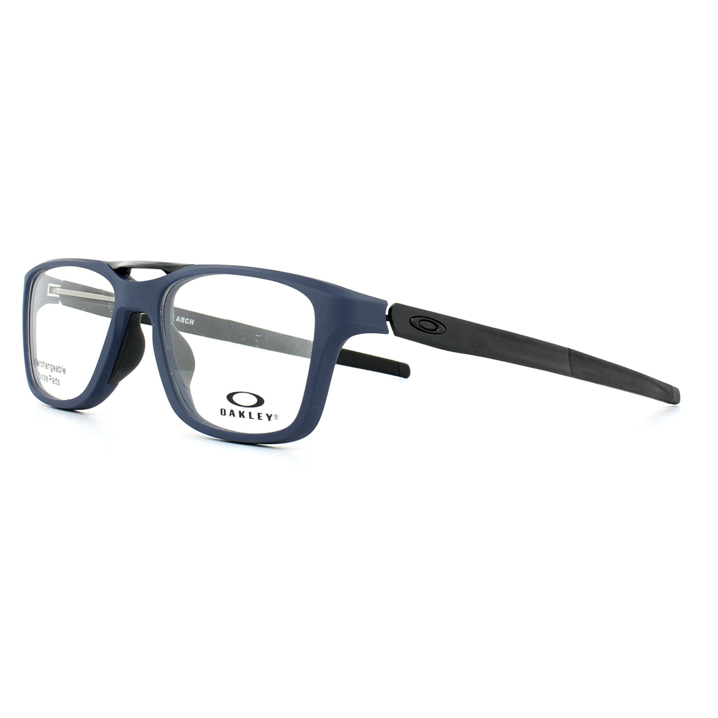 c74a01ac1e Sentinel Oakley Glasses Frames Gauge 7.2 Trubridge OX8113-03 Universe Blue  53mm Mens