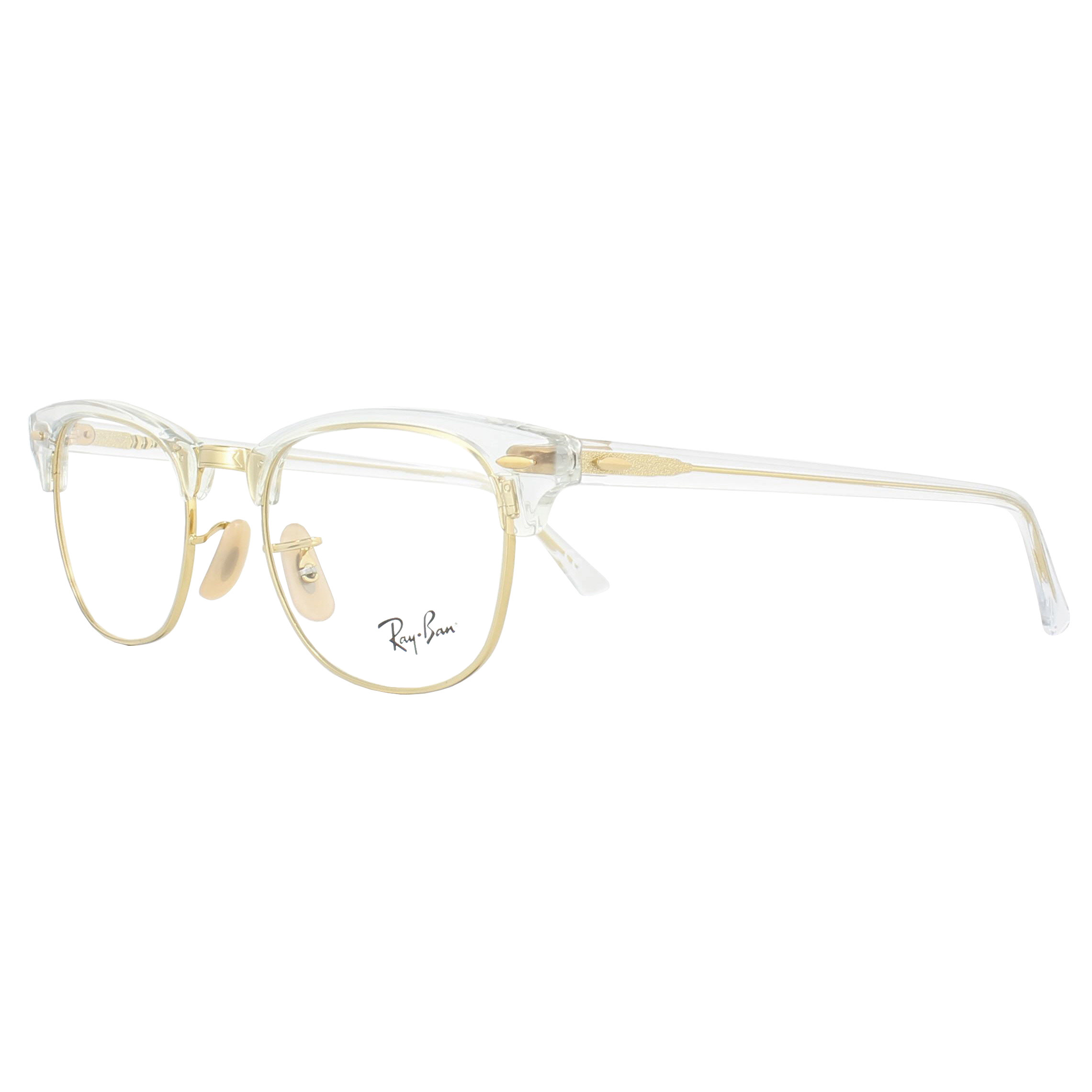 23378dfe413 ... cheap sentinel ray ban glasses frames 5154 clubmaster 5762 transparent  51mm mens womens de1f0 a3b79