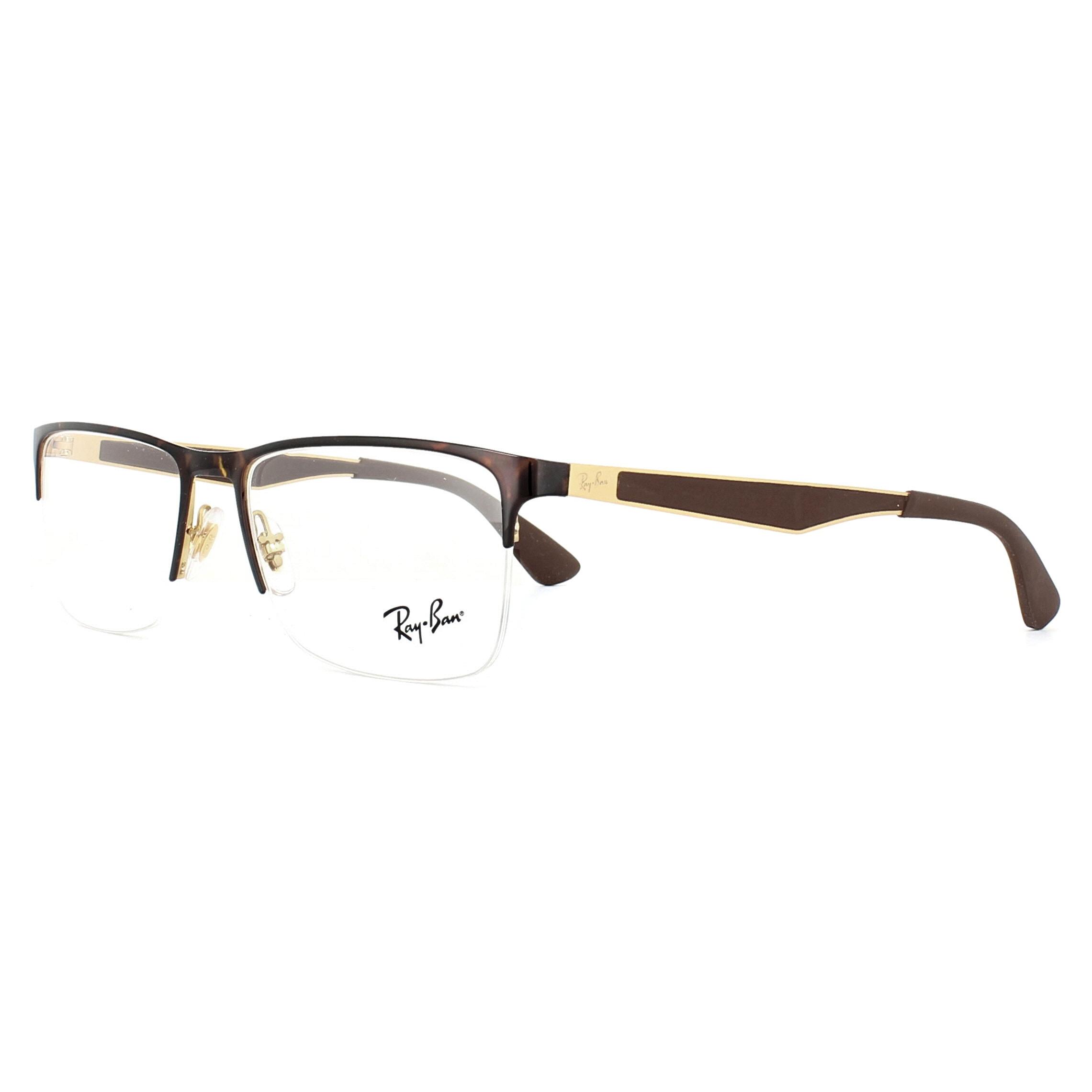 ray ban men's glasses frames