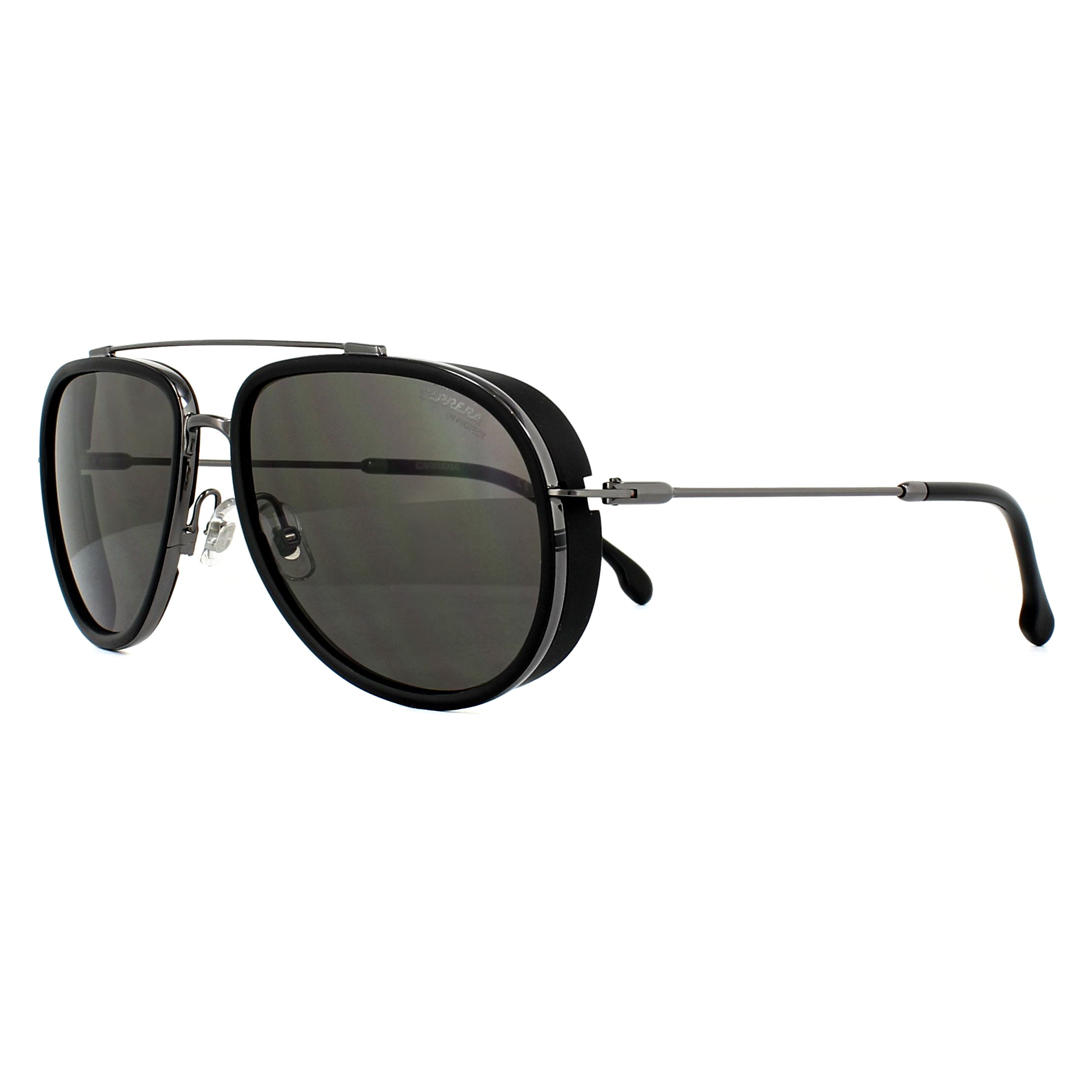 f1deb1bc1b1 Sentinel Carrera Sunglasses 166 S KJ1 IR Dark Ruthenium Grey