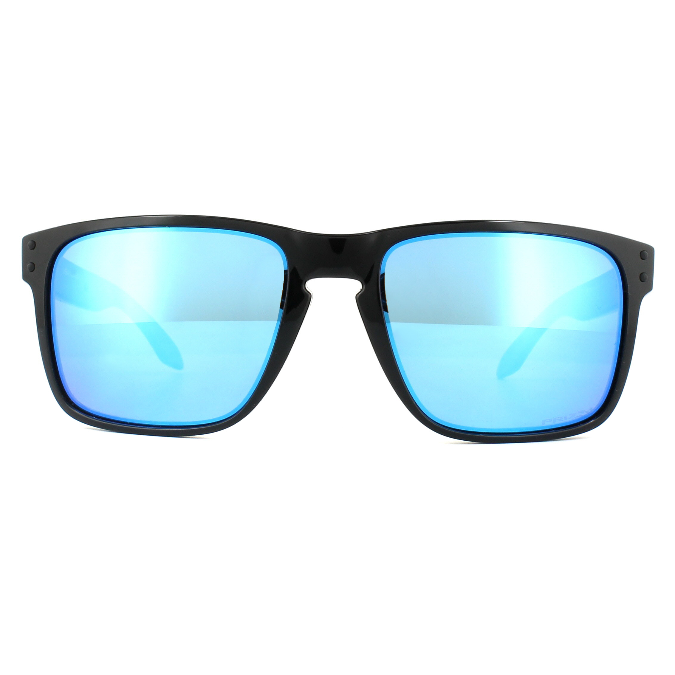 805fda1d96 Sentinel Oakley Sunglasses Holbrook XL OO9417-03 Polished Black Prizm  Sapphire