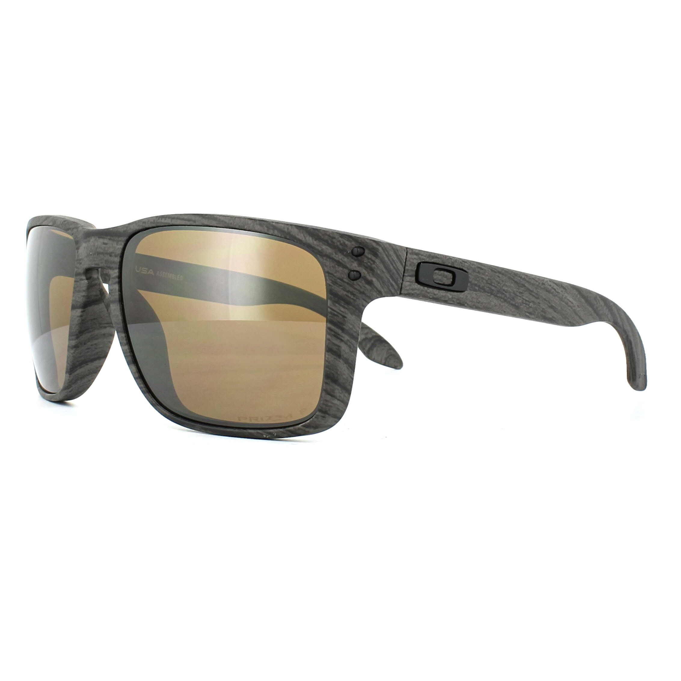 0150905681c18 Details about Oakley Sunglasses Holbrook XL OO9417-06 Woodgrain Prizm  Tungsten Polarized