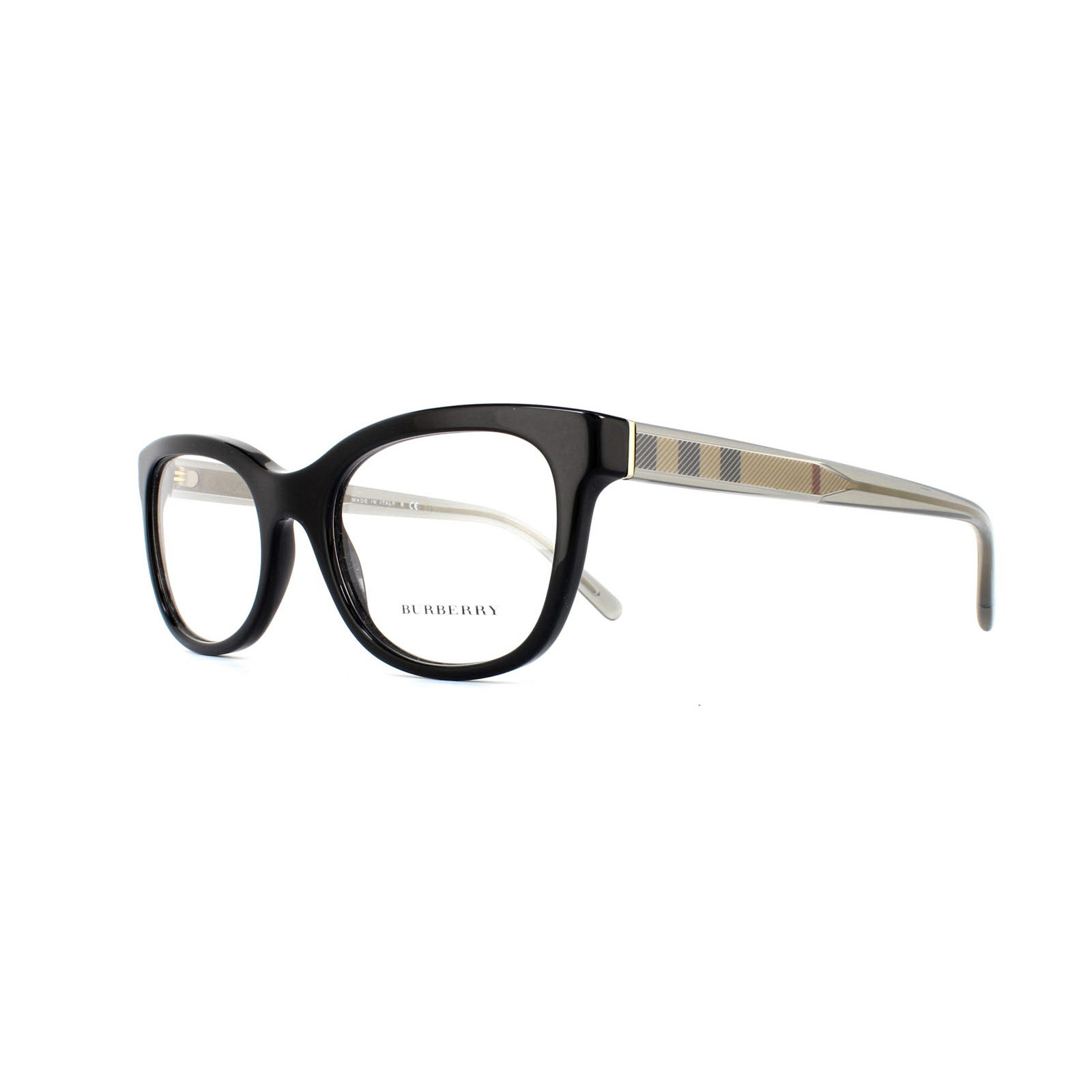 74ef274569b6 Burberry Glasses Frames 2213 3001 Black 51mm Womens 8053672187410