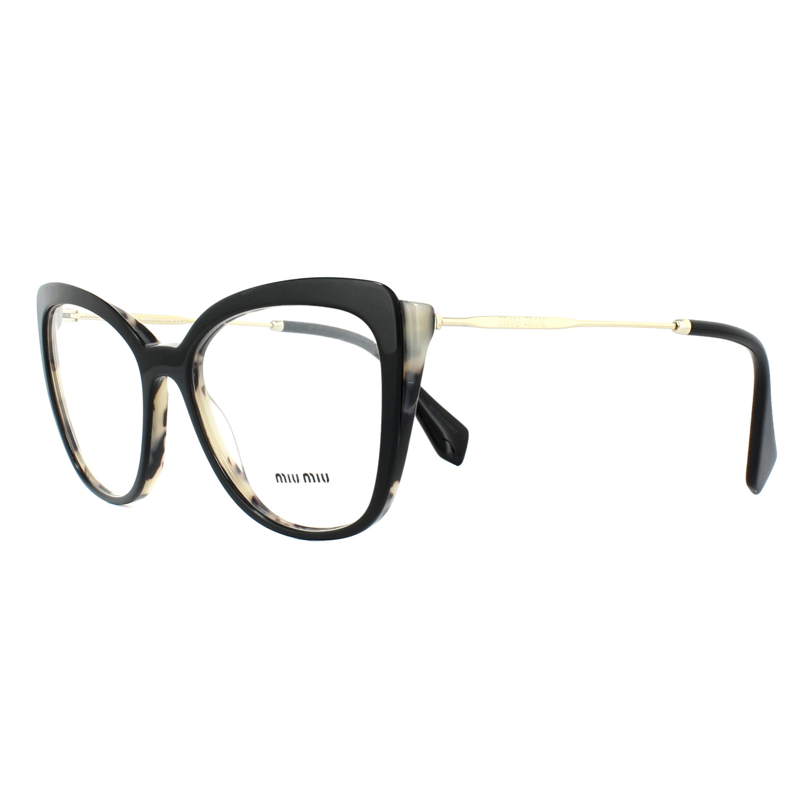 db9a8ef8a68e Cheap Miu Miu MU02QV Glasses Frames - Discounted Sunglasses