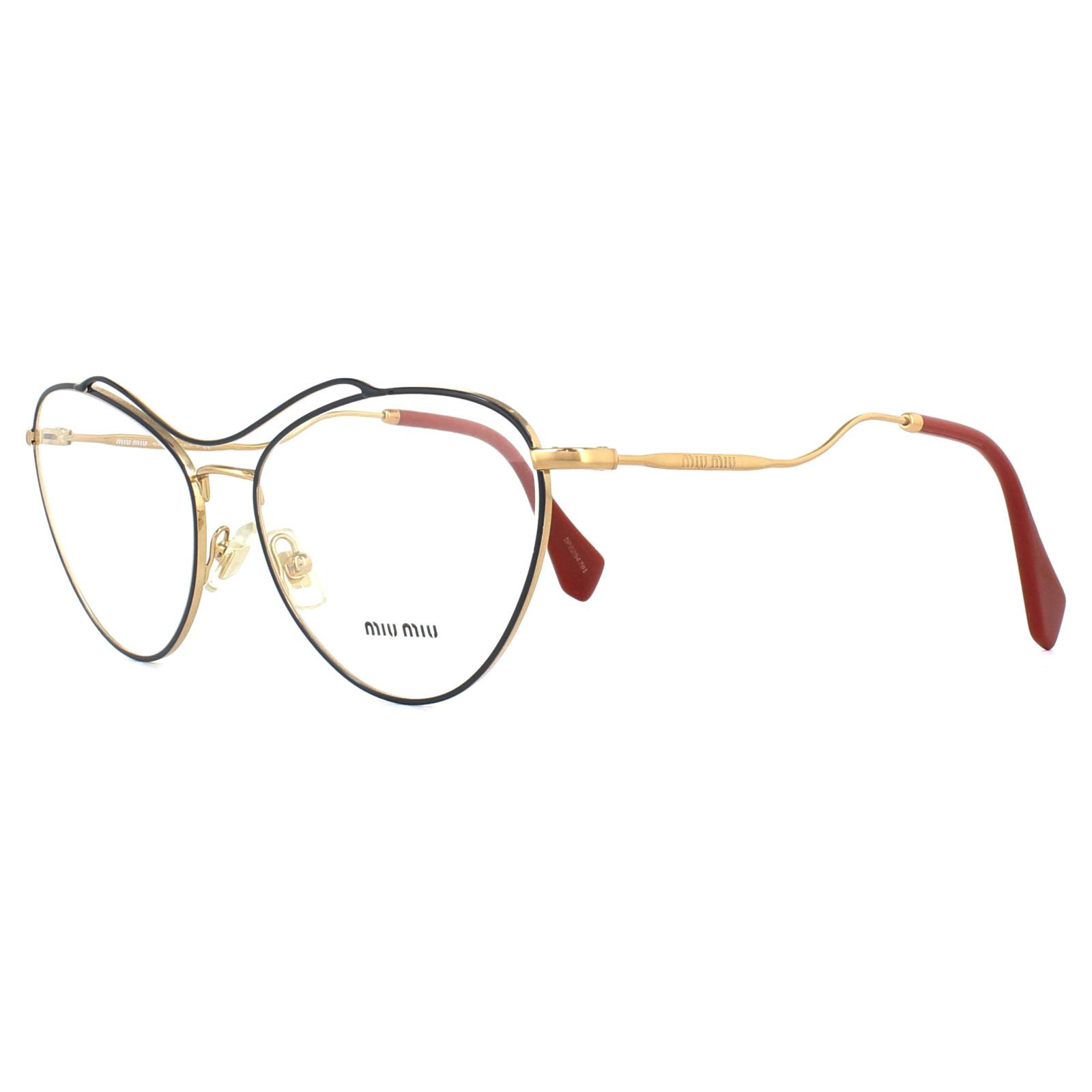 81726f5fcb3 Cheap Miu Miu MU53PV Glasses Frames - Discounted Sunglasses