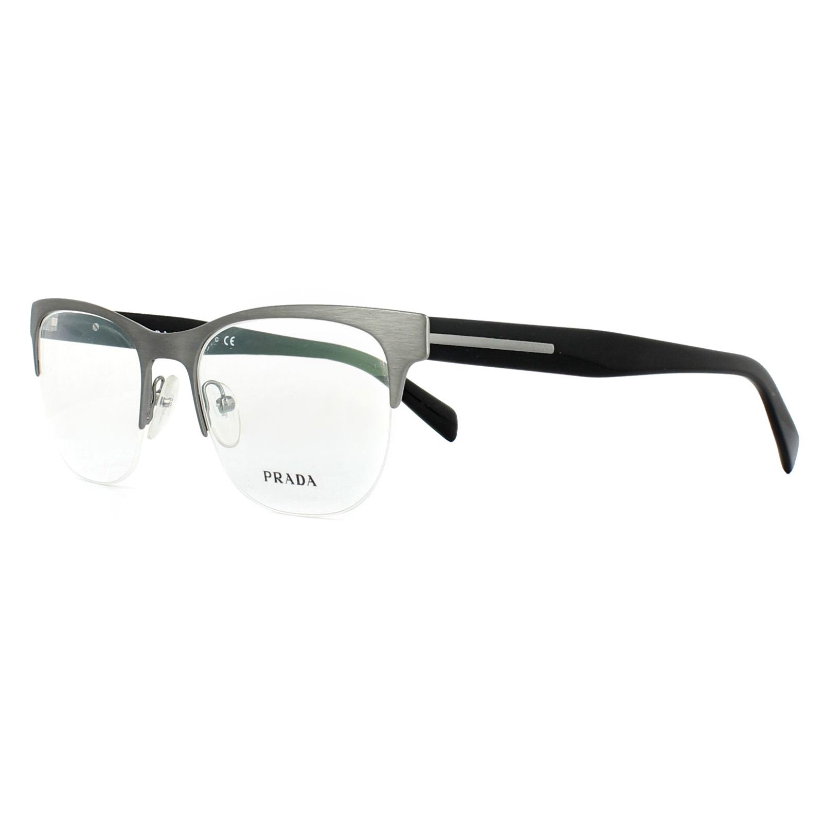 ca3620c1d24e Cheap Prada PR54RV Glasses Frames - Discounted Sunglasses
