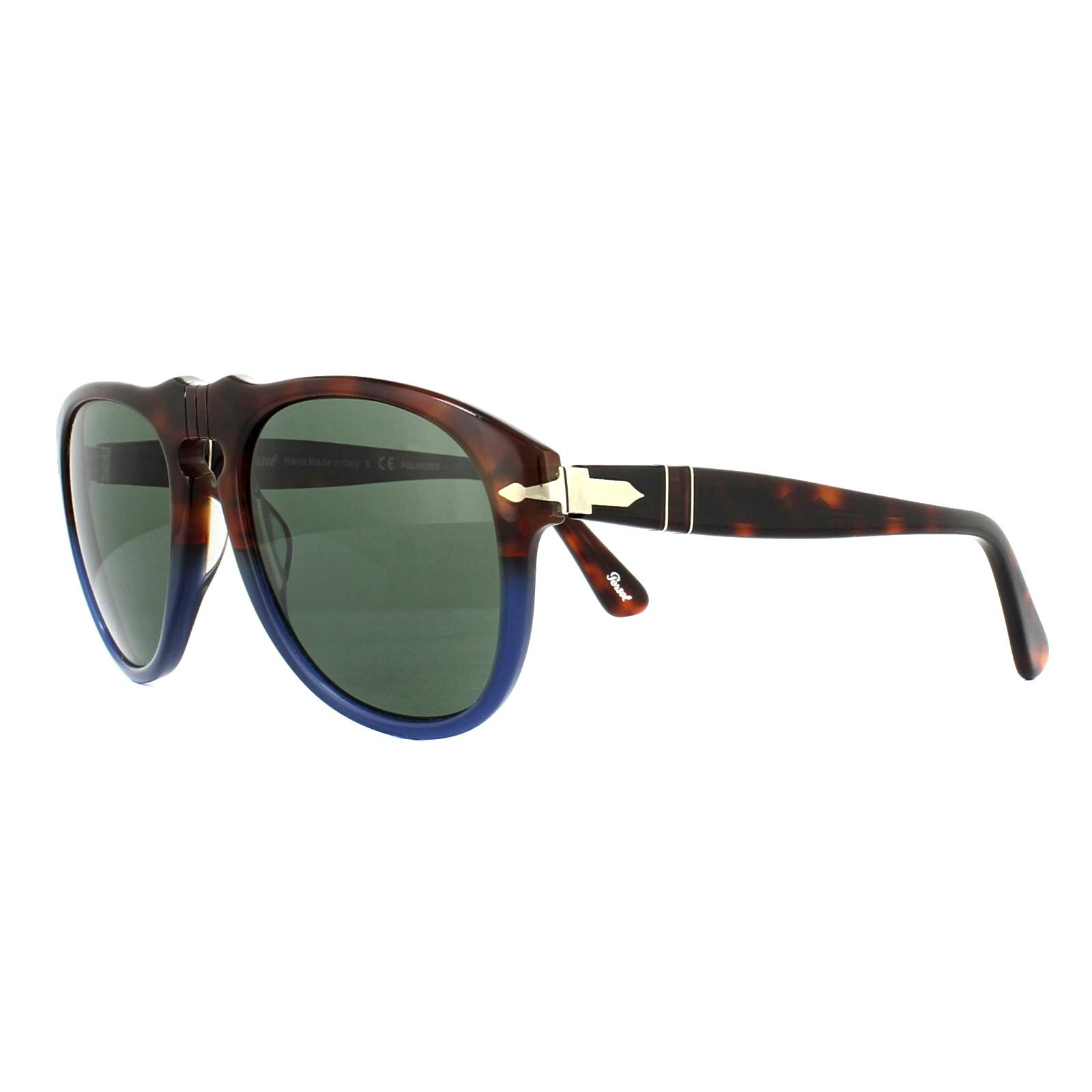00b80d9c68c Sentinel Persol Sunglasses 649 102258 Terra E Oceano Grey Polarized