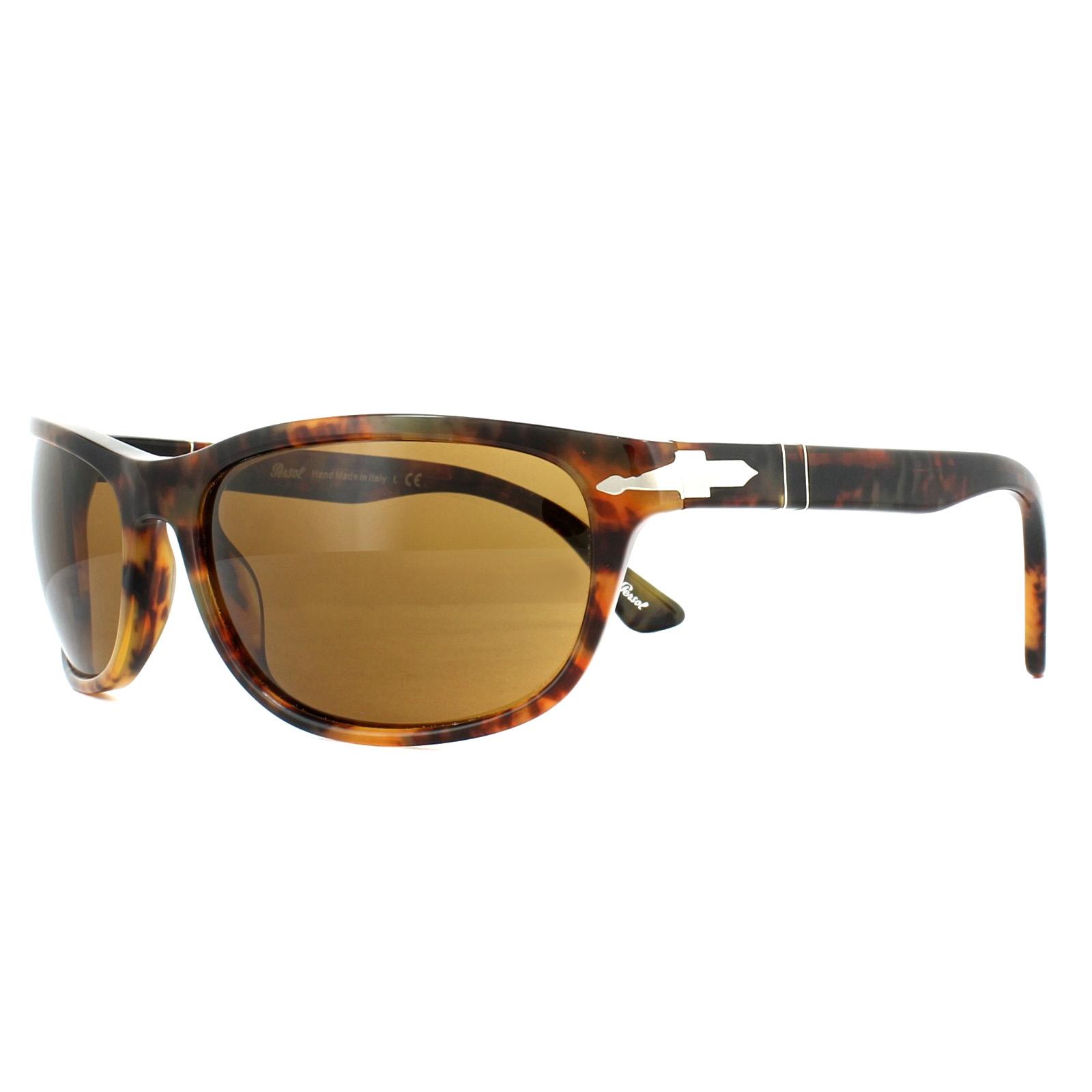 df8579e32e Sentinel Persol Sunglasses 3156S 108 33 Caffe Brown Brown