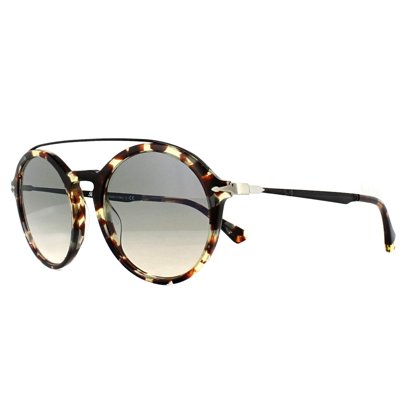 Sentinel Persol Sunglasses 3172S 105732 Havana Grey Brown Grey Gradient ee3d2bbda831