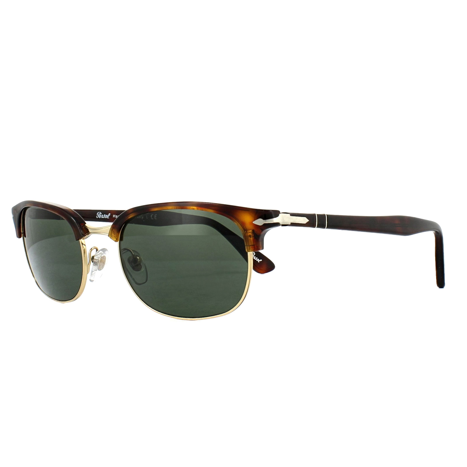 Persol Sunglasses 8139S 24 31 Havana Green 8053672547504   eBay 2ceb617866