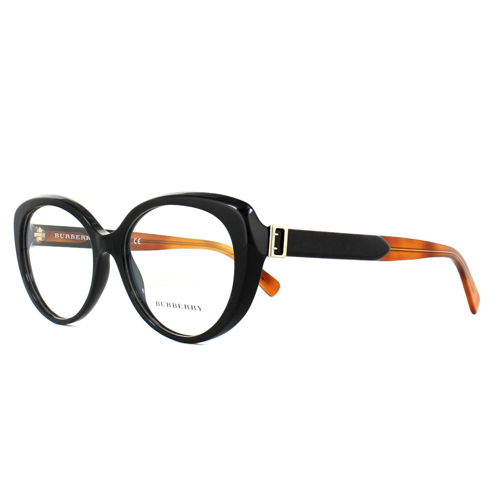 9224a564183 Burberry Glasses Frames BE2251 3637 Black 53mm Womens 8053672711677 ...