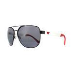 Emporio Armani EA2064 Sunglasses Thumbnail 2