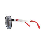 Emporio Armani EA2064 Sunglasses Thumbnail 3