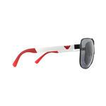 Emporio Armani EA2064 Sunglasses Thumbnail 4