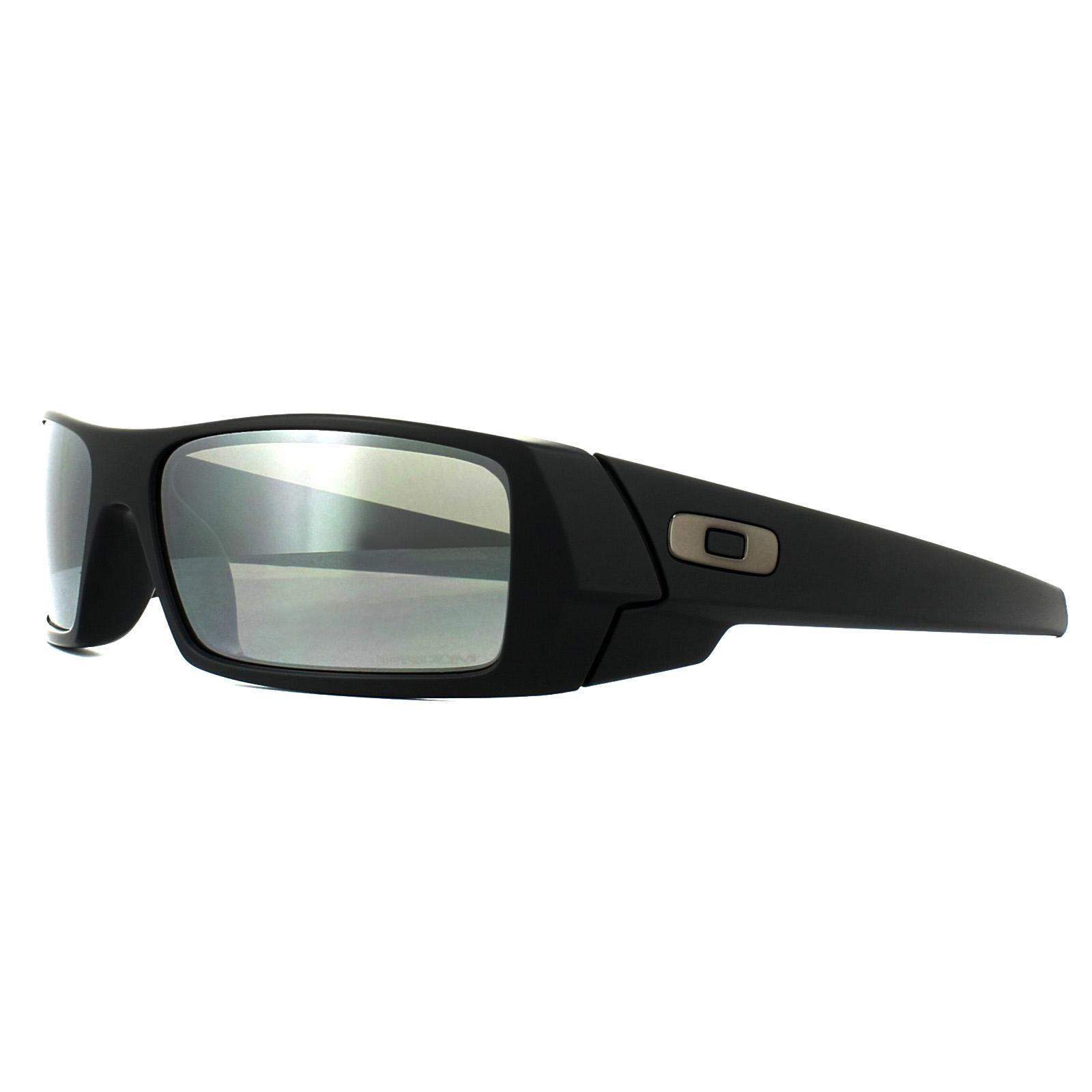 bd441a9c25 Sentinel Oakley Sunglasses Gascan OO9014-43 Matt Black Prizm Black.  Sentinel Thumbnail 2