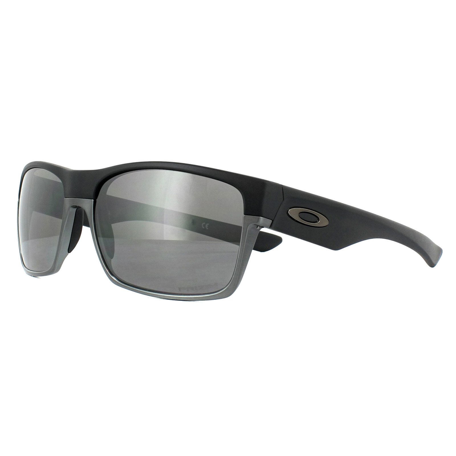 1eaf210171 Sentinel Oakley Sunglasses TwoFace OO9189-38 Matt Black Prizm Daily  Polarized