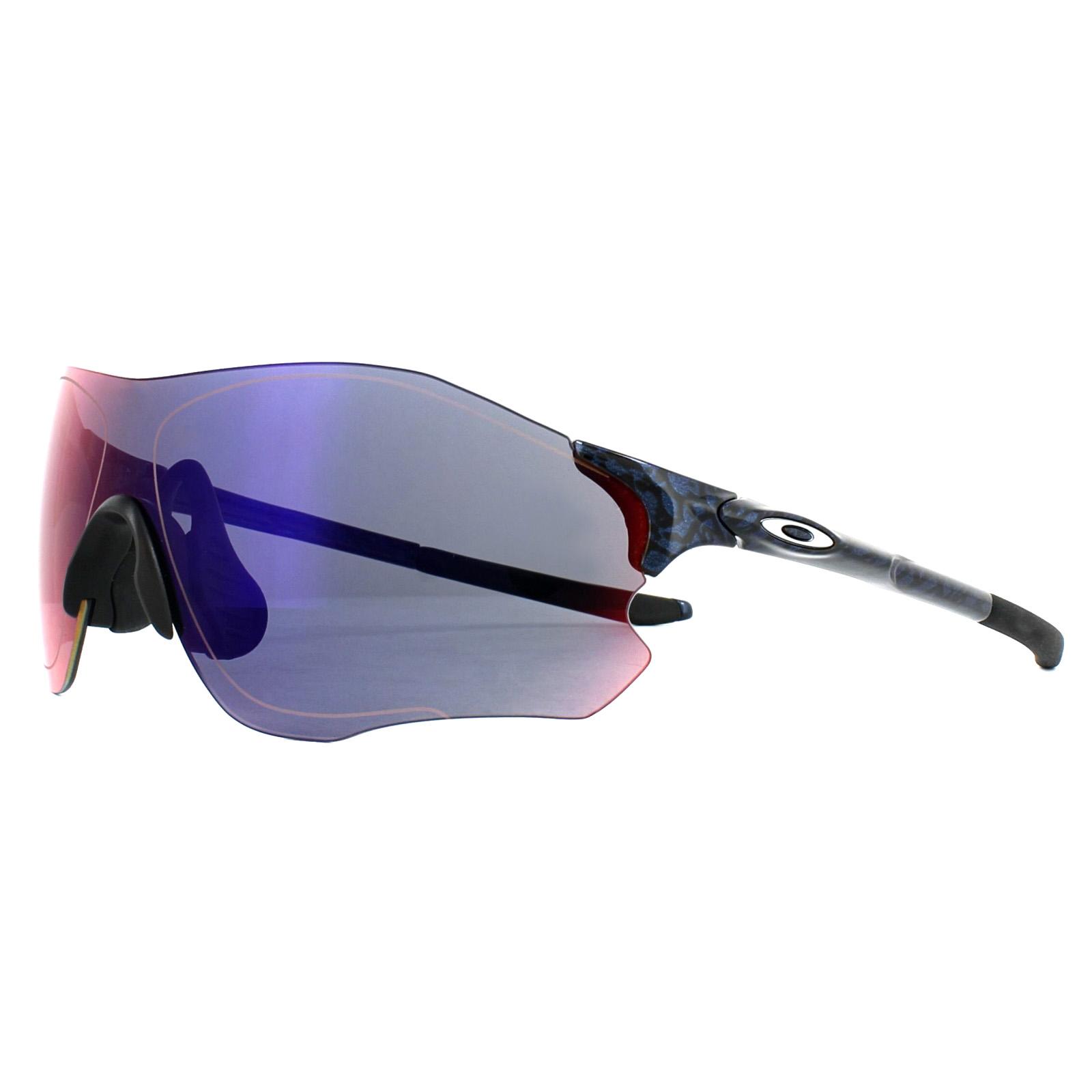 6aa305a29e2de Oakley Sunglasses EVZero Path OO9308-02 Planet X Positive Red ...