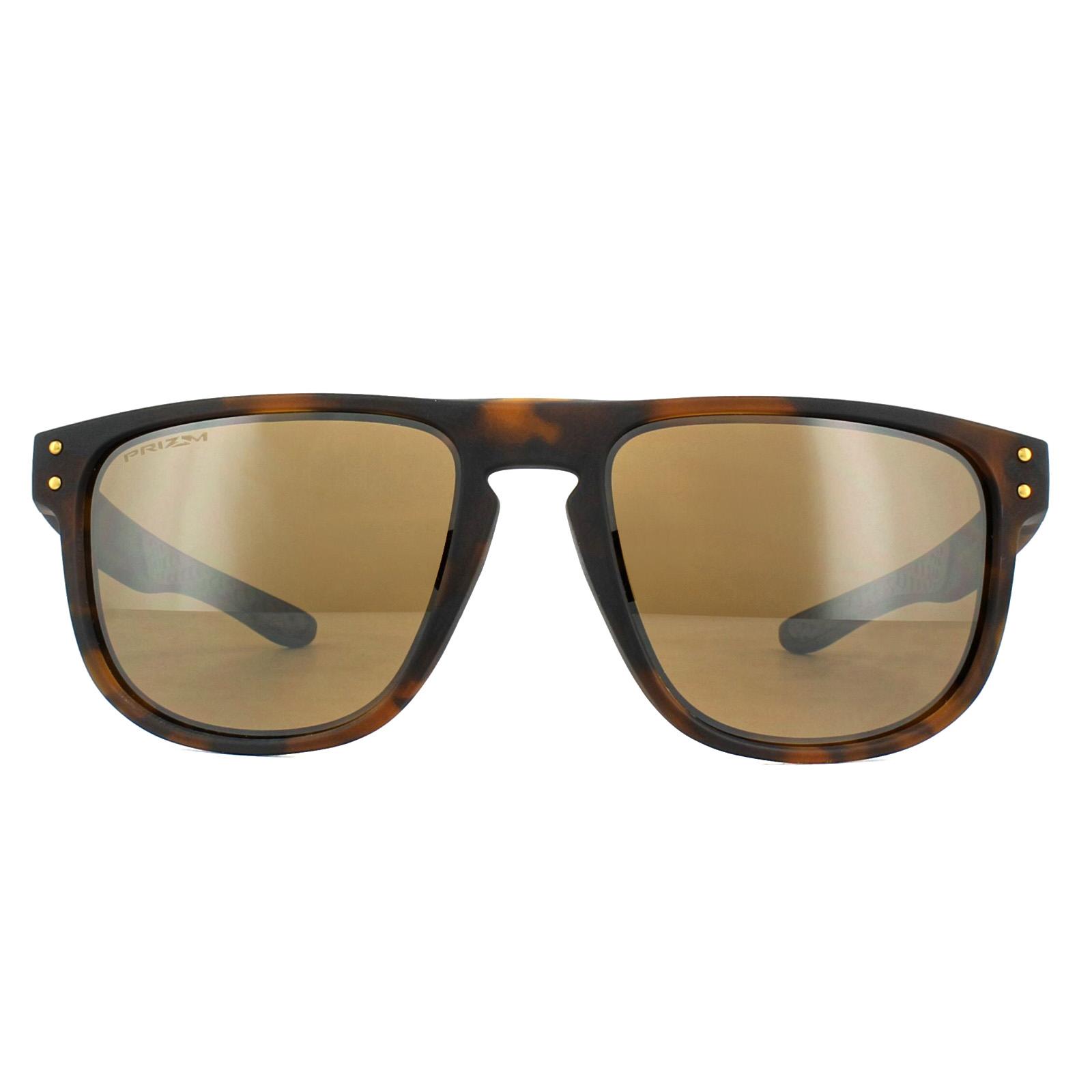 b8323c002ab Sentinel Oakley Sunglasses Holbrook R OO9377-06 Dark Tortoise Prizm  Tungsten Polarized