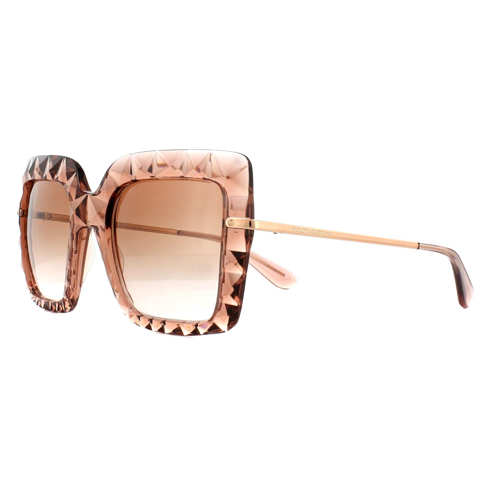 3d032a5adef Sentinel Dolce   Gabbana Sunglasses DG6111 314813 Pink Gold Pink Gradient