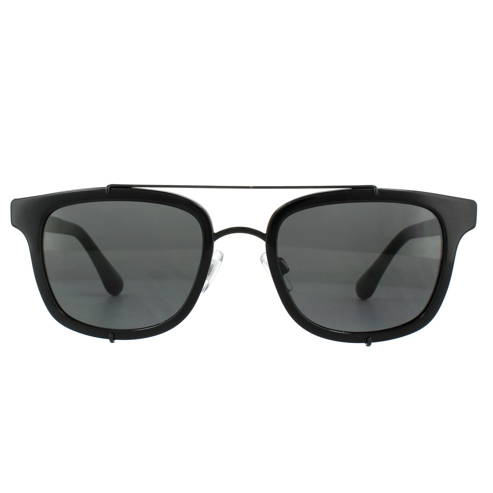 d1d11ba8736 Dolce   Gabbana Sunglasses DG2175 501 87 Black Grey 8053672778960