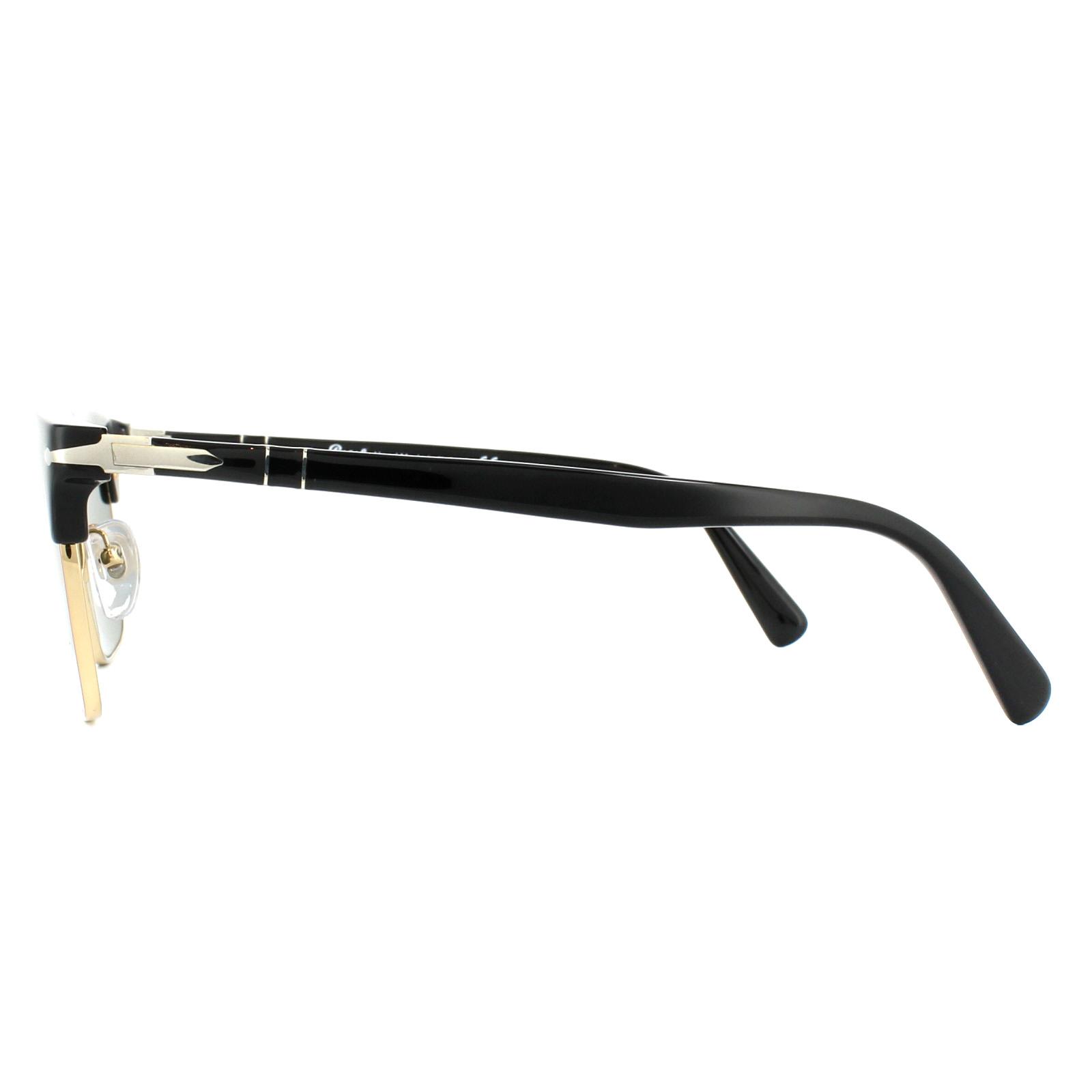 Sentinel Persol Sunglasses PO3199S 95 31 Black Green 37130d06ca3a