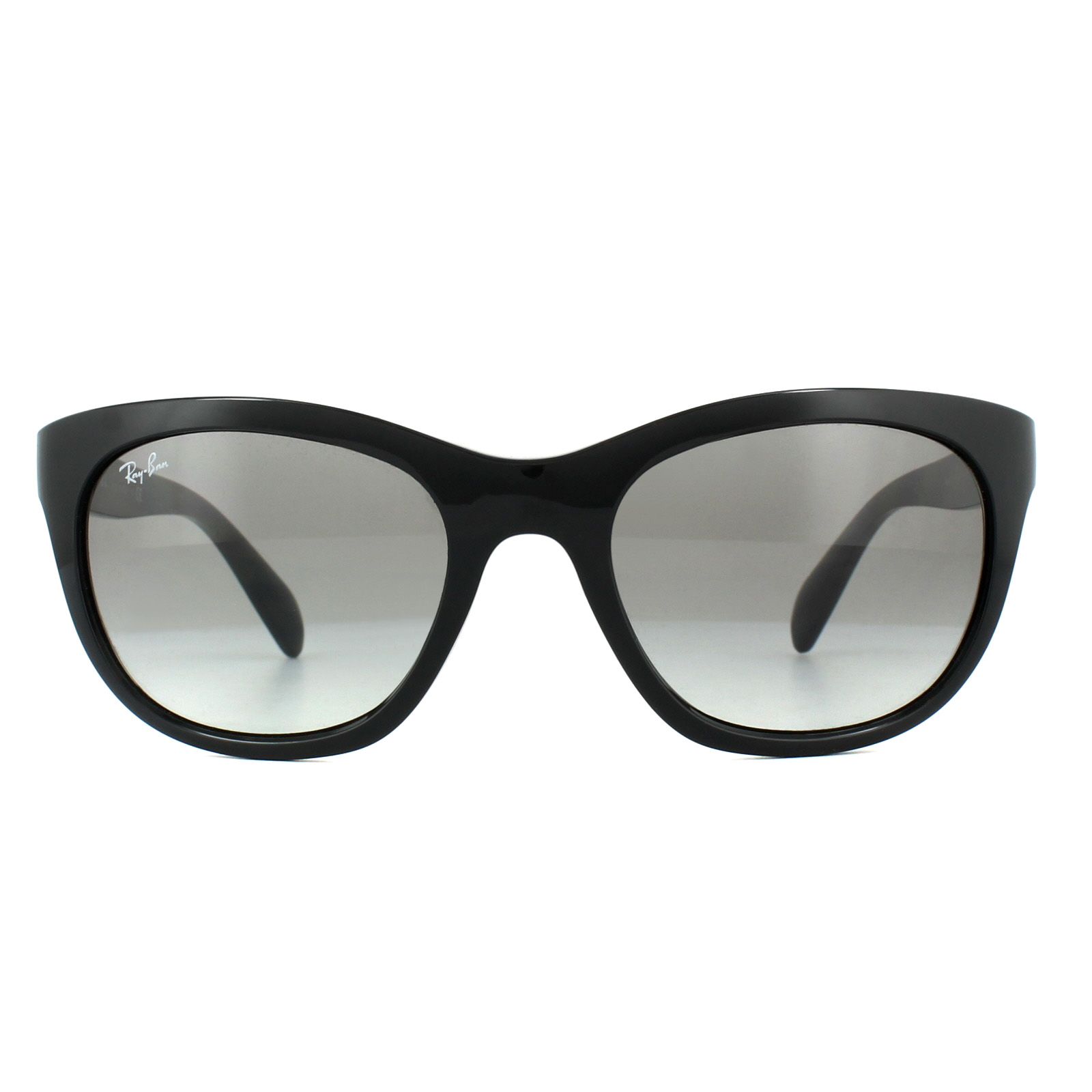 93049594cb Sentinel Ray-Ban Sunglasses 4216 601 11 Black Grey Gradient