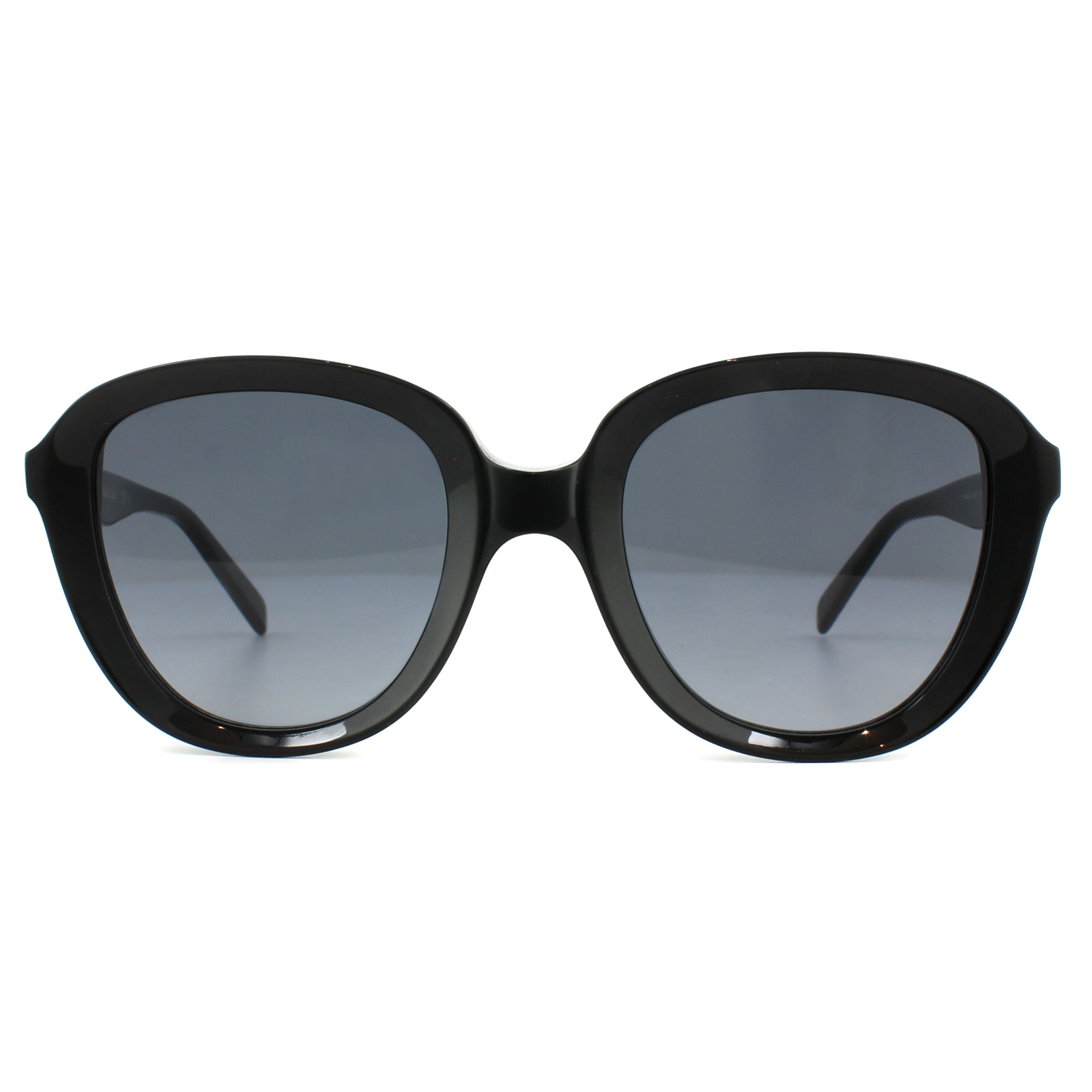 730a98c5904 Sentinel Celine Sunglasses 41448S Ava 807 9O Black Grey Gradient