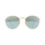 Ray-Ban Round Flat Lenses 3447N Sunglasses Thumbnail 2