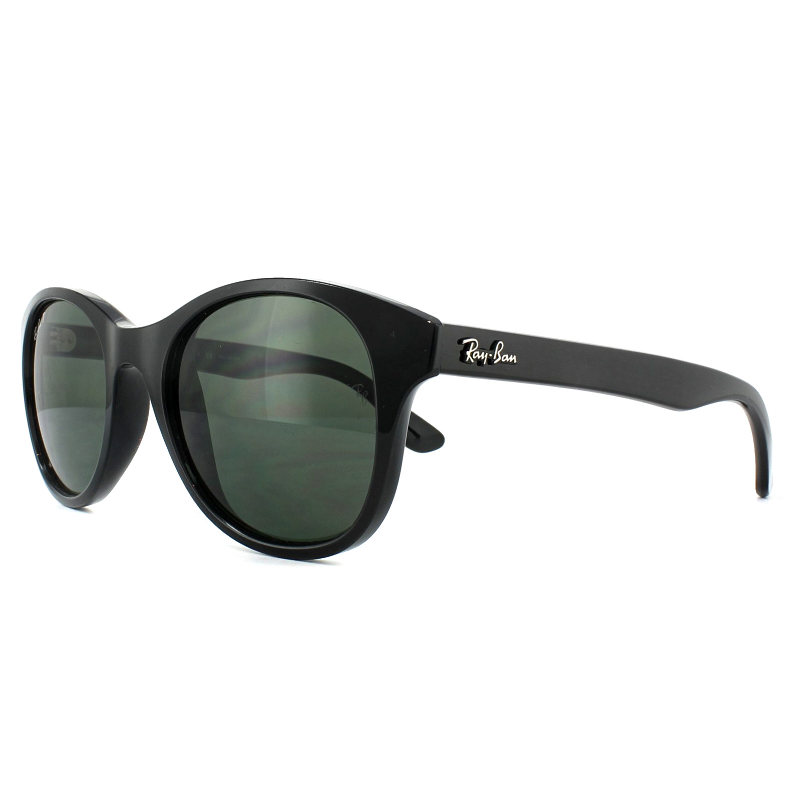 1b750deb786 Ray-Ban Sunglasses 4203 601 58 Black Green Polarized 8053672191721 ...