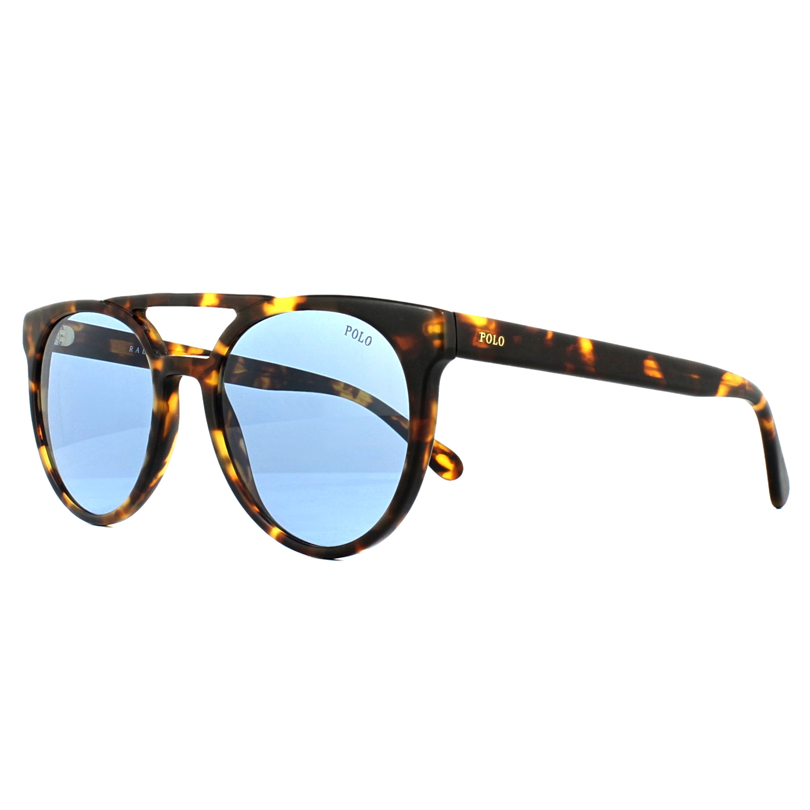 fab613f783 Sentinel Polo Ralph Lauren Sunglasses PH4134 530972 Vintage Tortoise Light  Blue