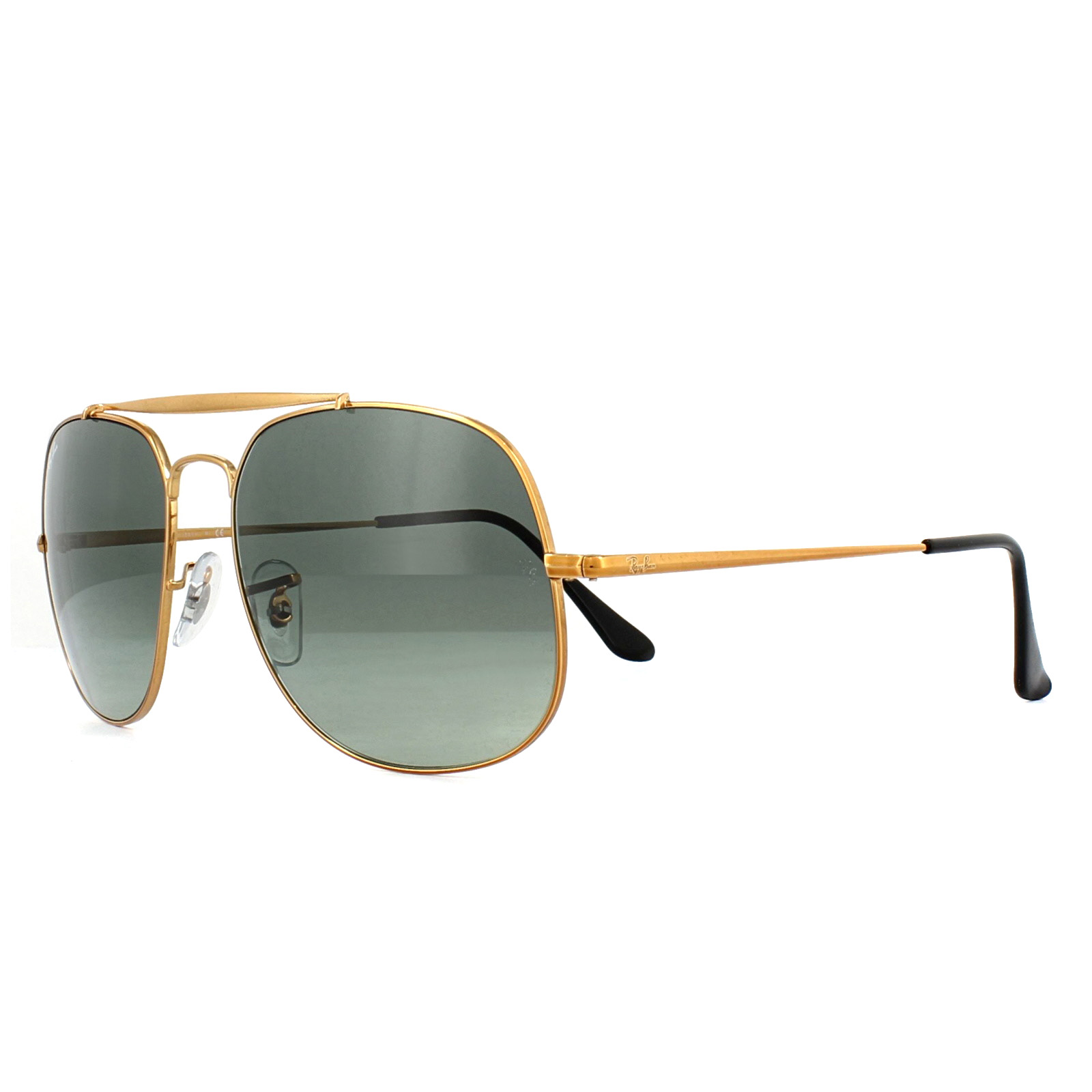 3bde3786a80 Sentinel Ray-Ban Sunglasses General 3561 197 71 Bronze Copper Grey Gradient