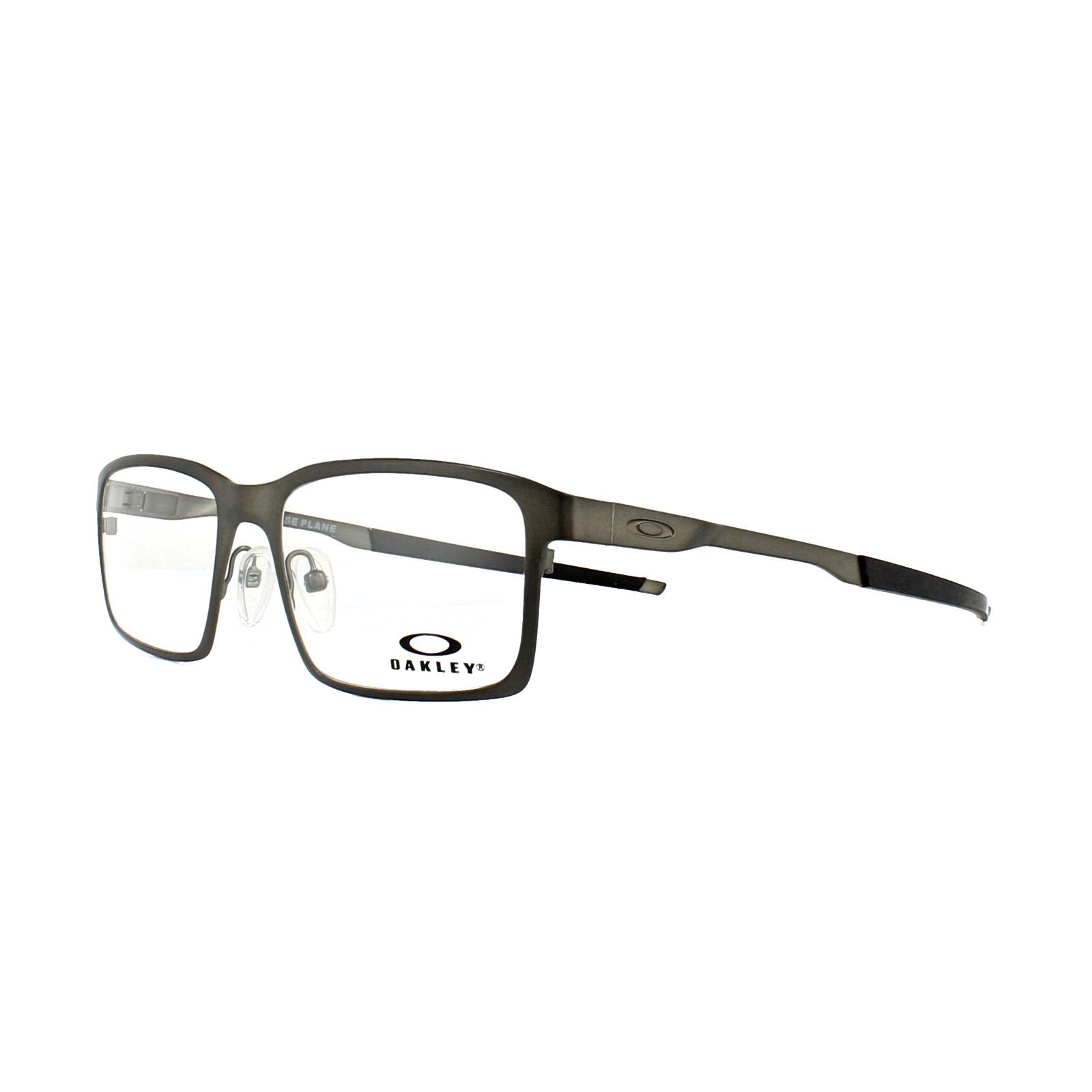 70f274b40667 Sentinel Oakley Glasses Frames Base Plane OX3232-03 Cement 52mm Mens