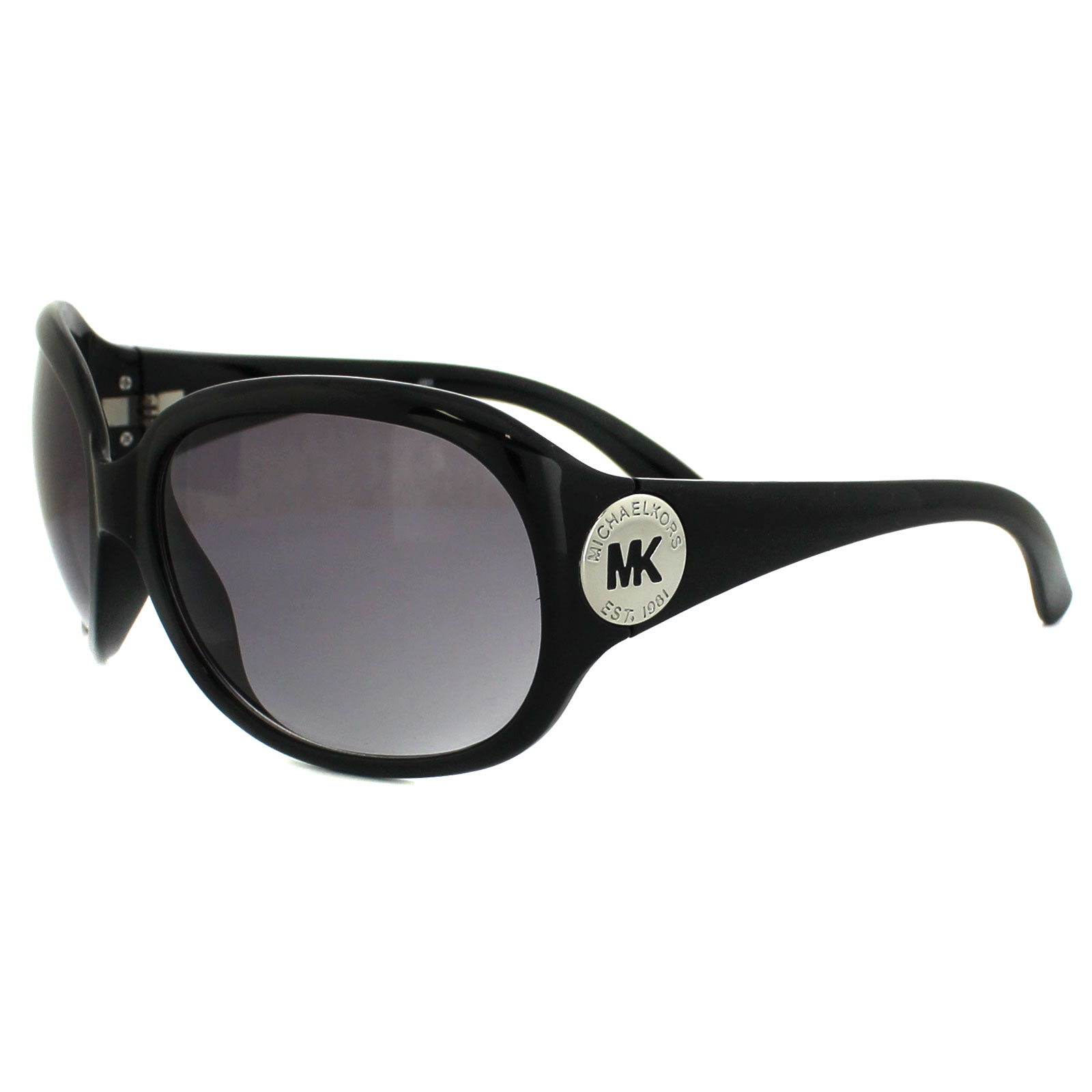 6ef62059511 Michael Kors Sunglasses M3609S 001 Black Grey Gradient 883121274501 ...