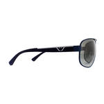Emporio Armani EA2036 Sunglasses Thumbnail 4