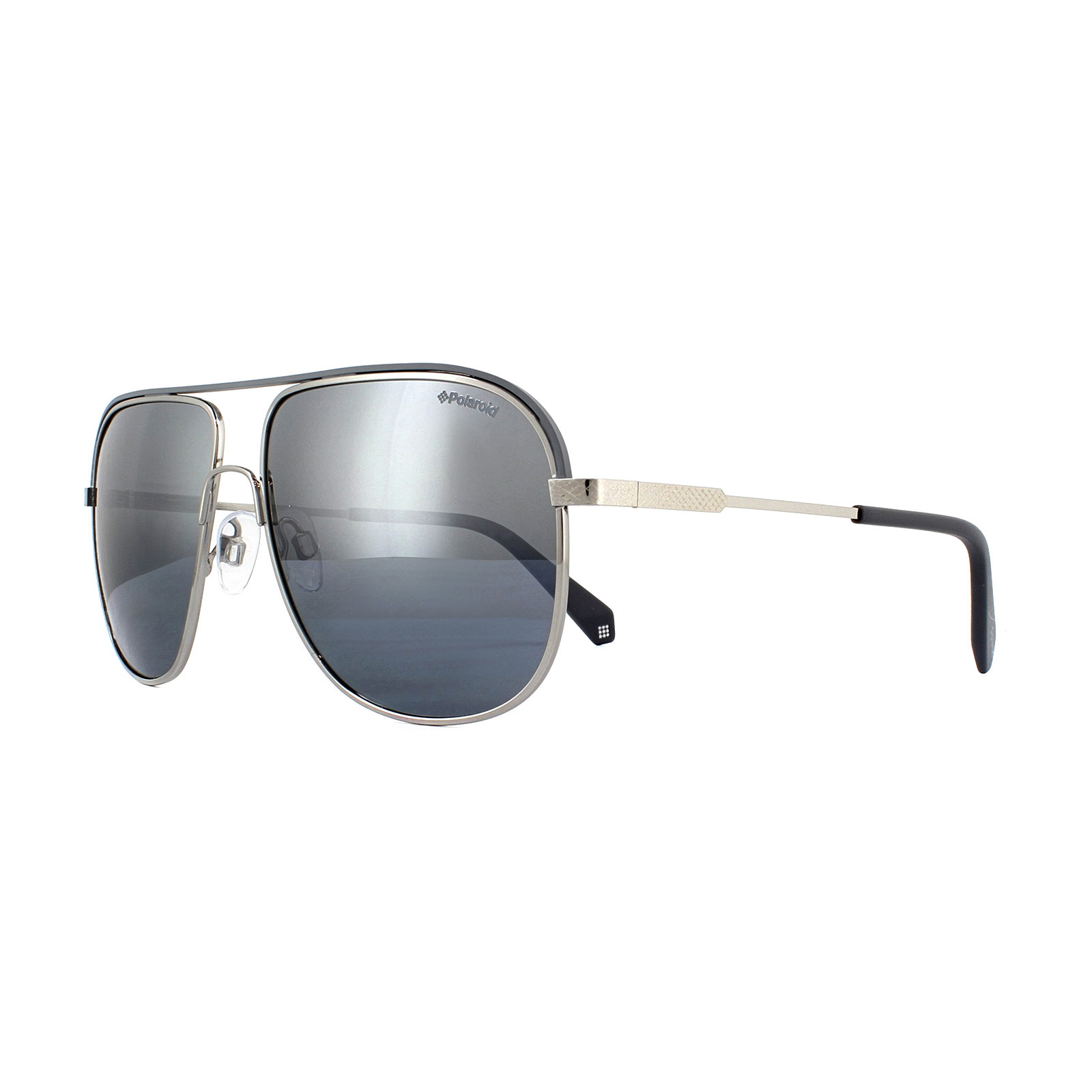 Sentinel Polaroid Sunglasses PLD 2055 S 6LB 1A Ruthenium Grey Gradient  Polarized b0d7285b244f
