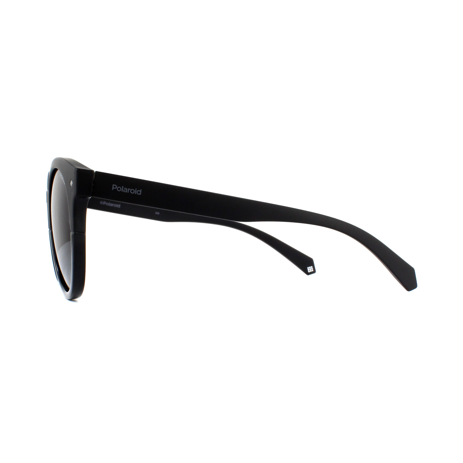 42a7fae4573 Sentinel Polaroid Sunglasses PLD 6043 S 807 WJ Black Grey Gradient Polarized