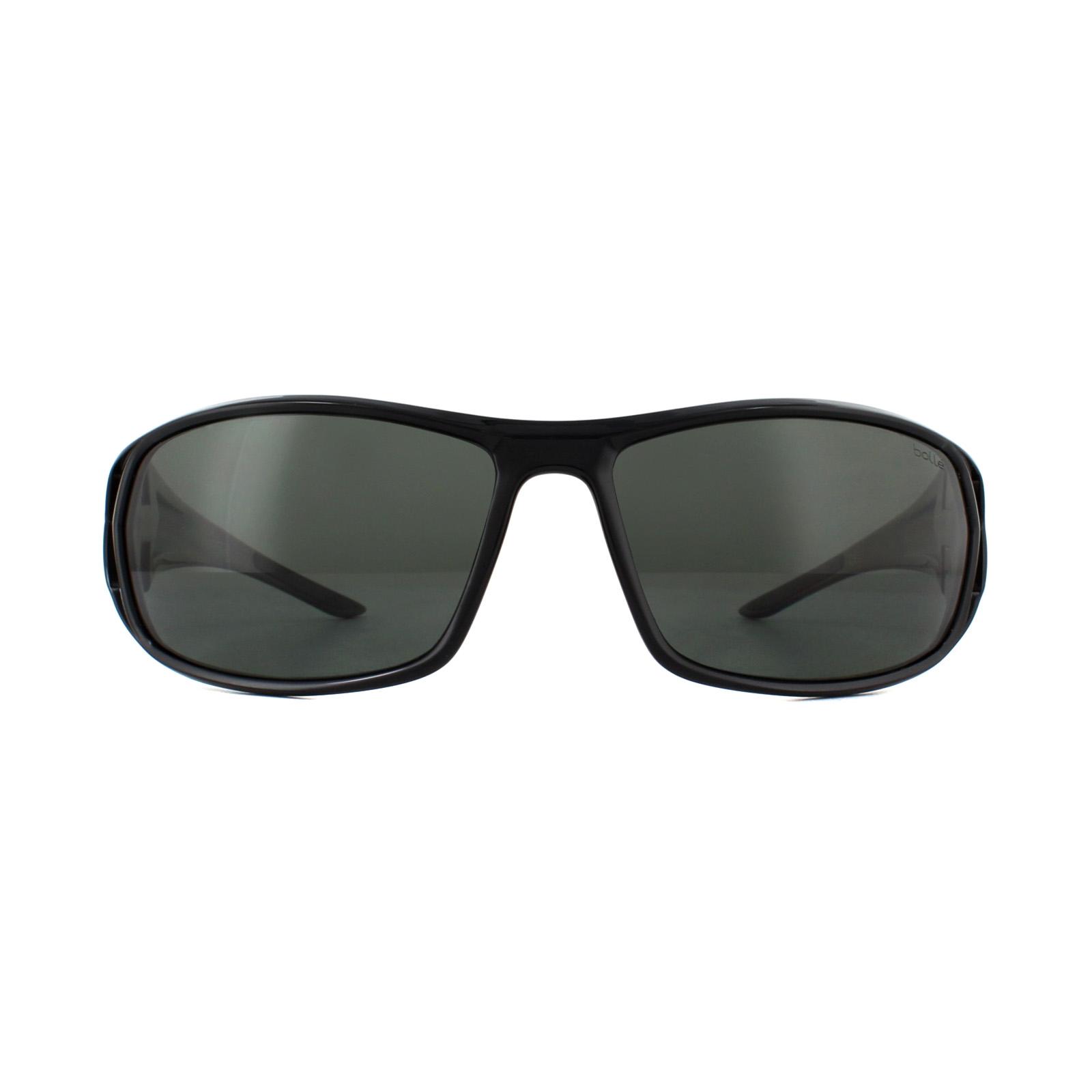 5286ef48f5 CENTINELA BOLLE gafas de sol cabrillas 12028 TNS negro brillante gris  polarizado