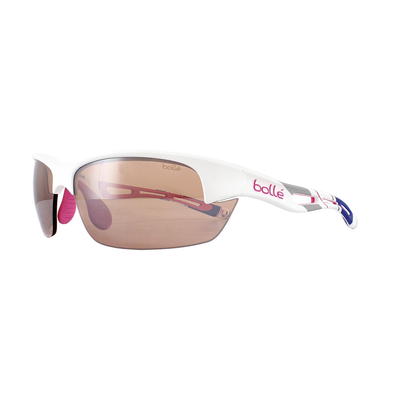5c8d7685ae Sentinel Bolle Sunglasses Bolt S 12171 Ryder Cup Shiny White Modulator V3  Golf