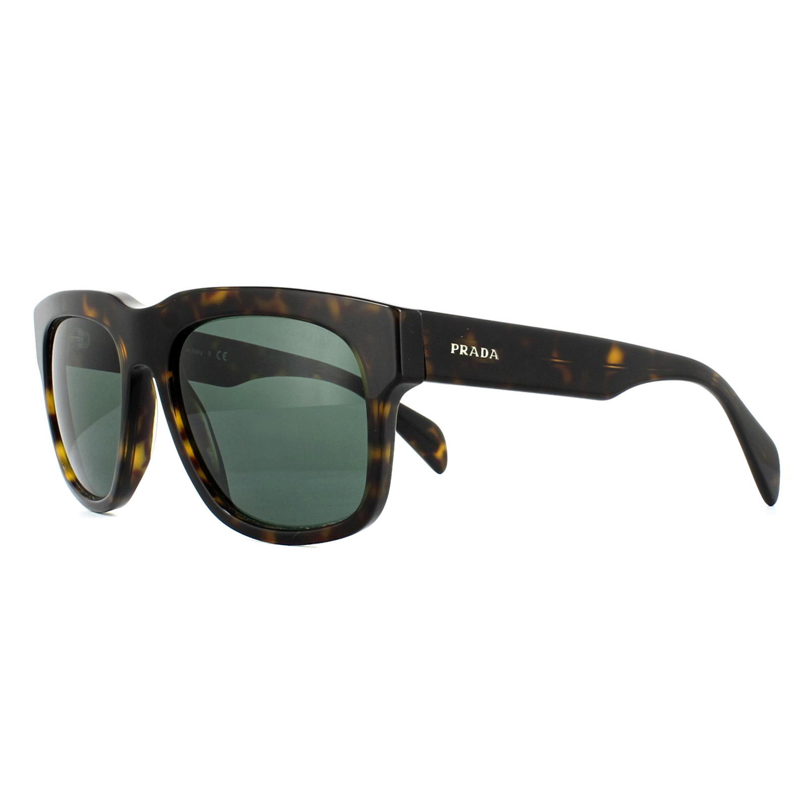 7cc2d961f78a Prada Sunglasses 14QS 2AU3O1 Havana Green 8053672194425