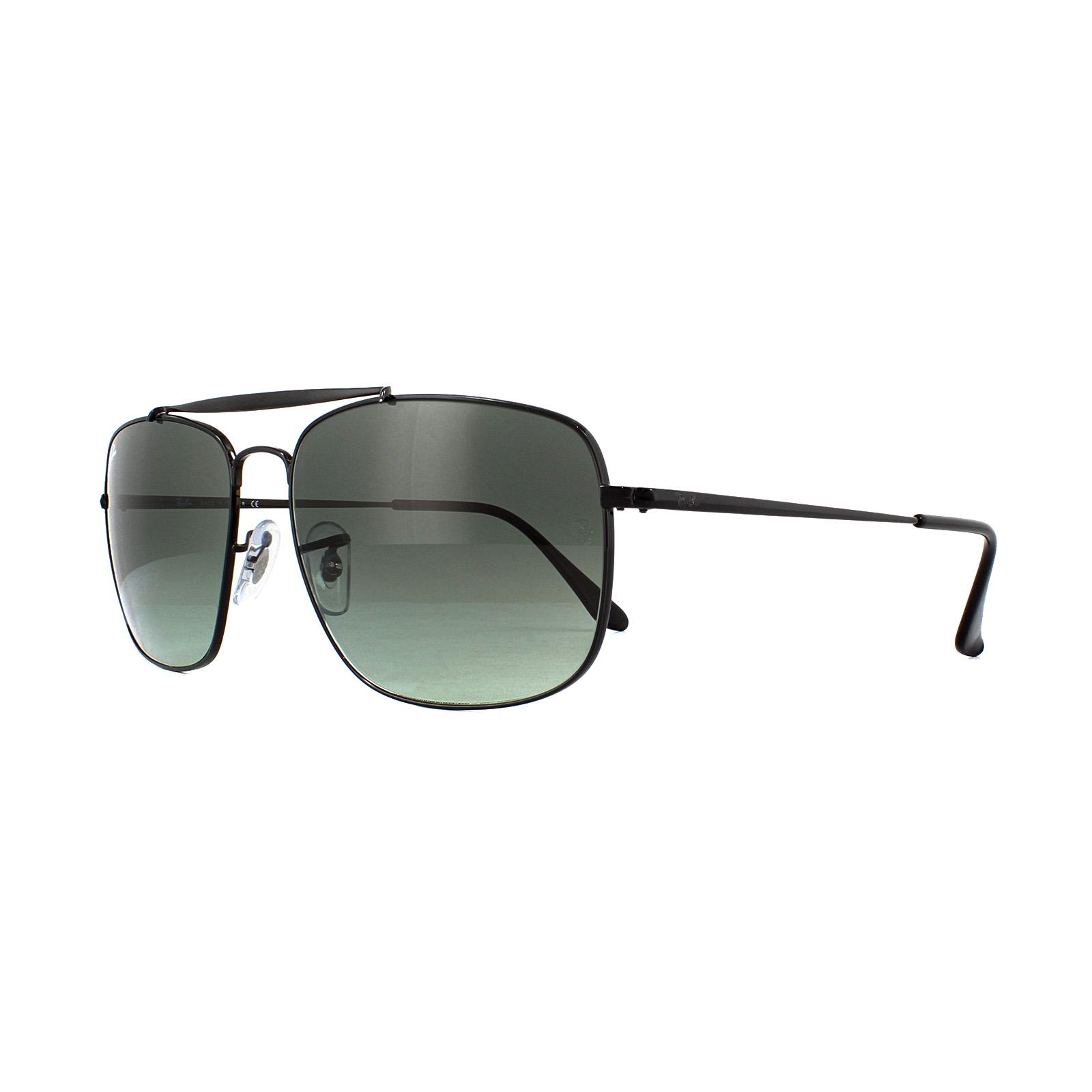153cf8d2e3 Sentinel Ray-Ban Sunglasses The Colonel RB3560 002 71 Black Grey Gradient