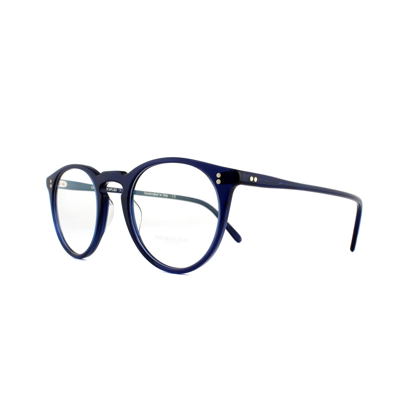17d9b7f192 Sentinel Oliver Peoples Glasses Frames O Malley OV5183 1566 Denim 45mm Mens
