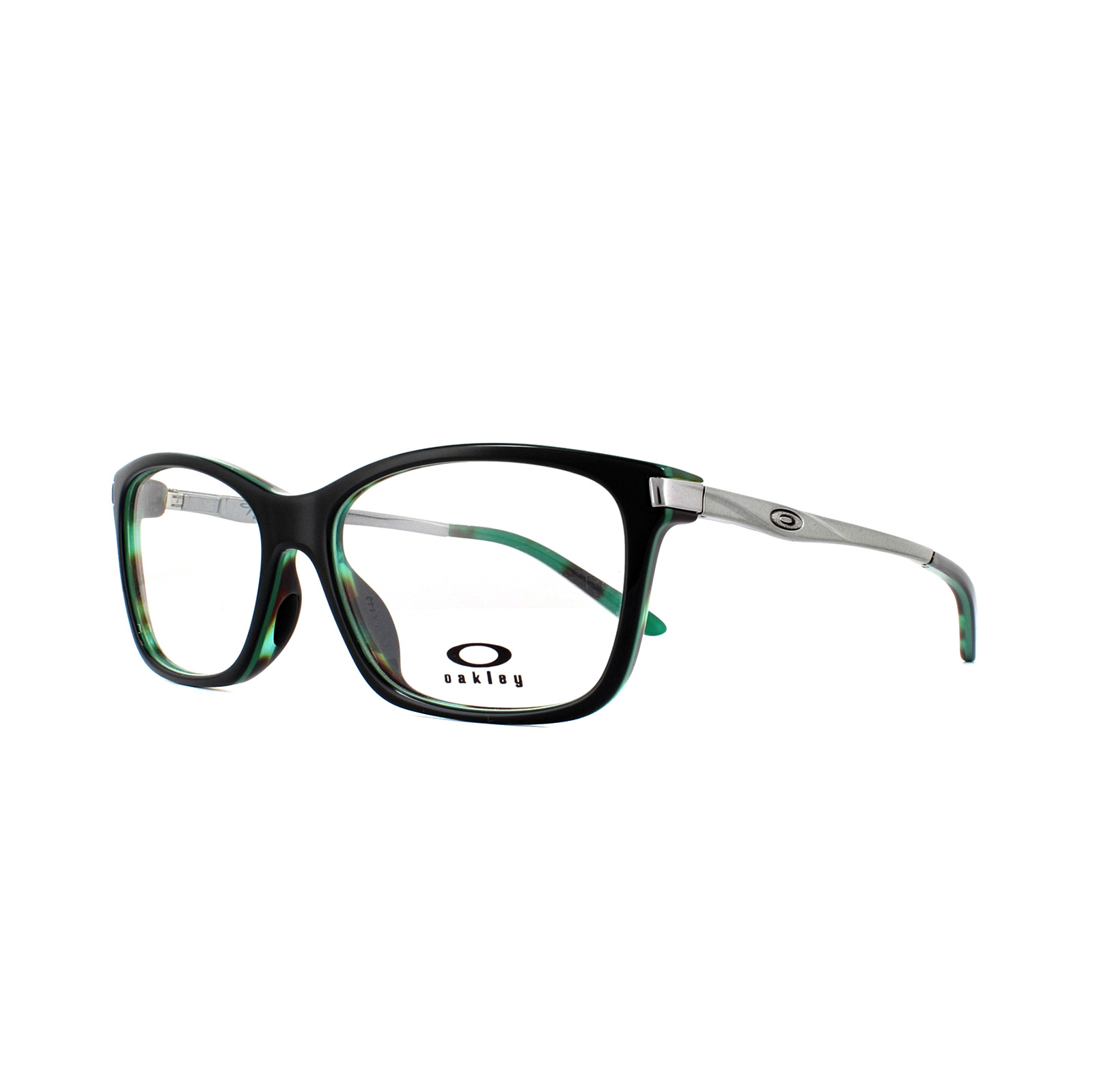 b33fbb7657 Sentinel Oakley Glasses Frames Nine-To-Five OX1127-02 Green Tortoise 52mm  Womens