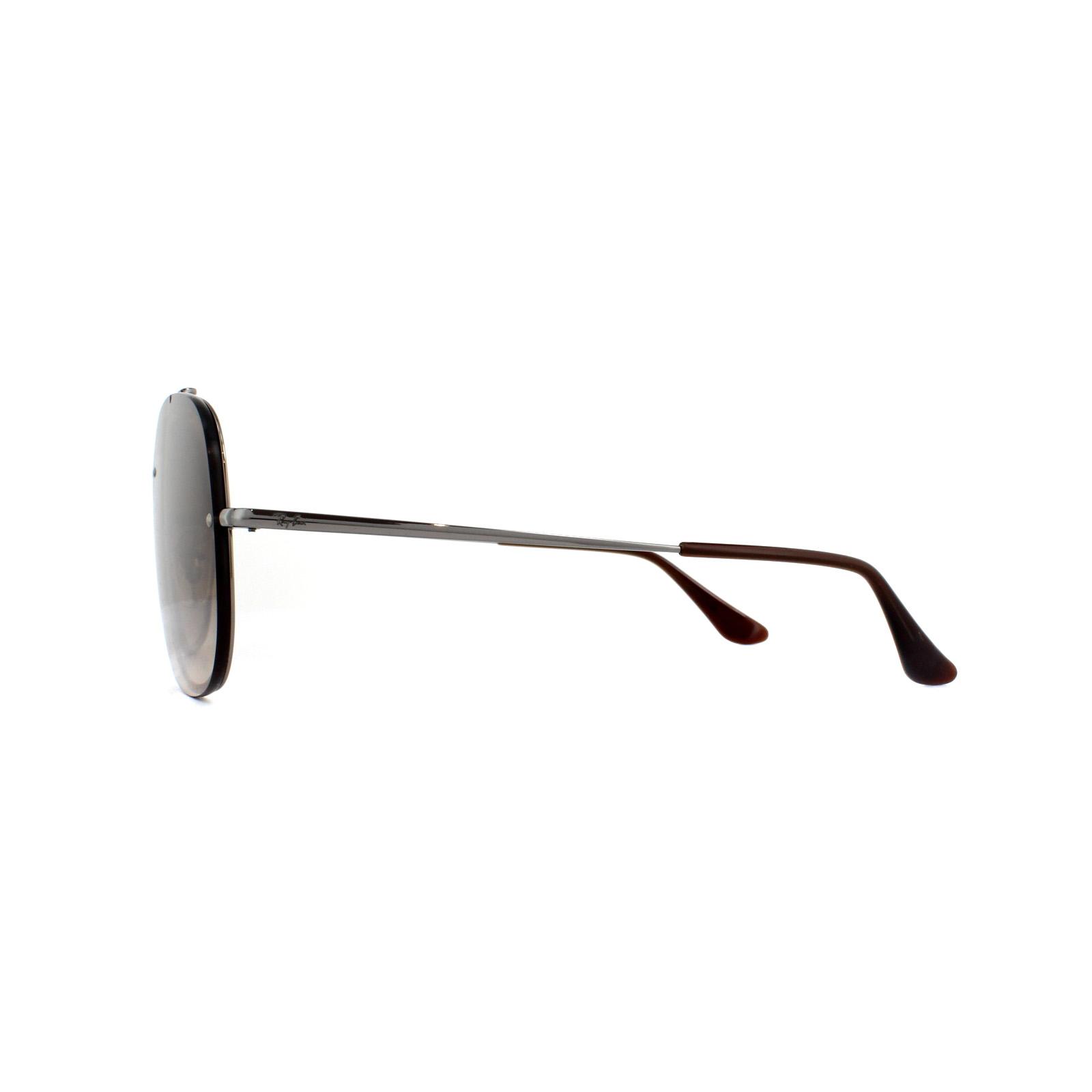 4a9af06244 Sentinel Ray-Ban Sunglasses Blaze The General RB3583N 004 13 Gunmetal Brown  Gradient