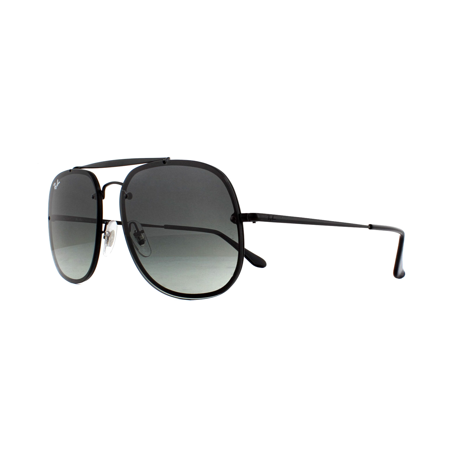 eb04f2471e6ab Sentinel Ray-Ban Sunglasses Blaze The General RB3583N 153 11 Demigloss  Black Light Grey G